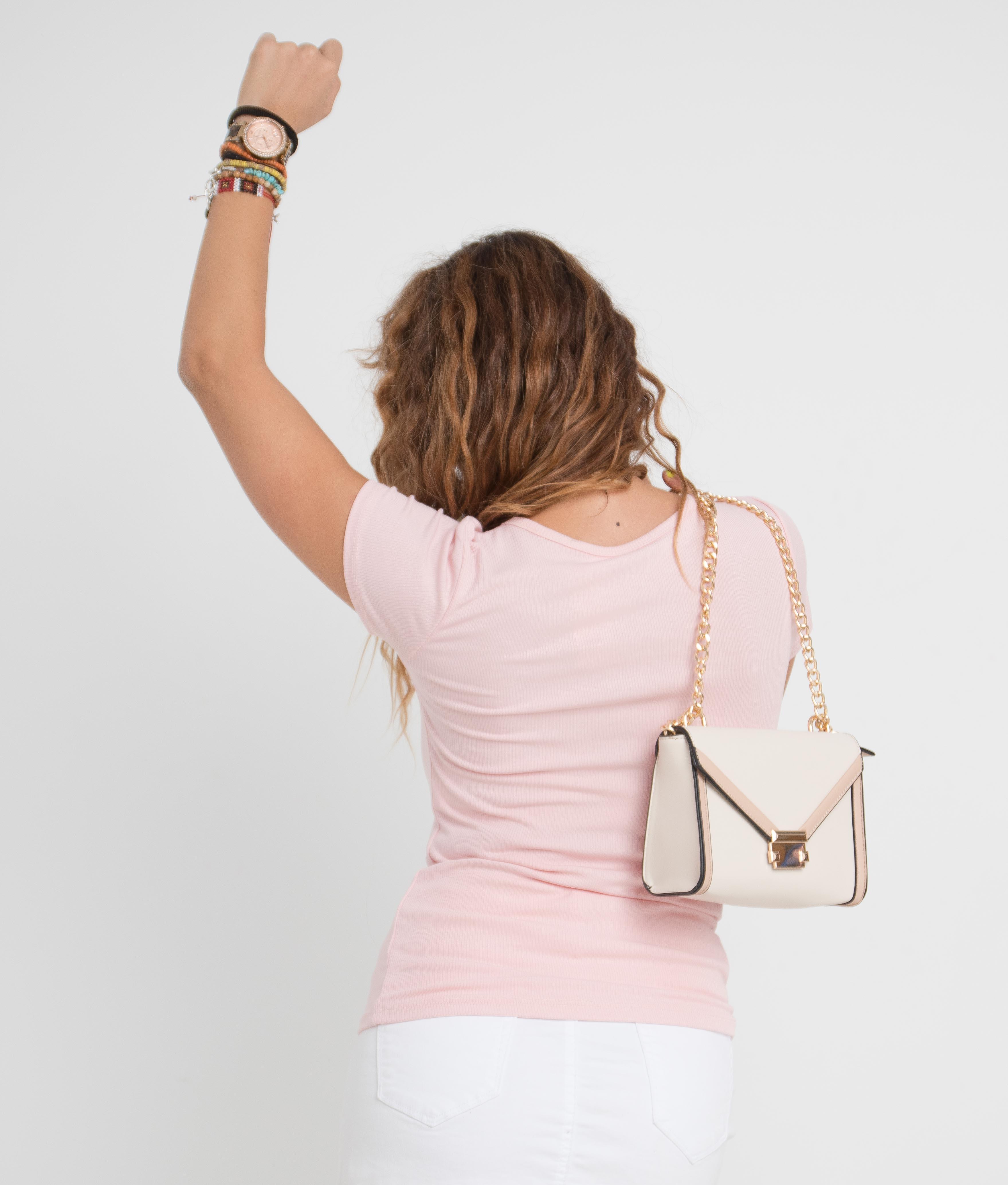 Camiseta Pinki - Rosa