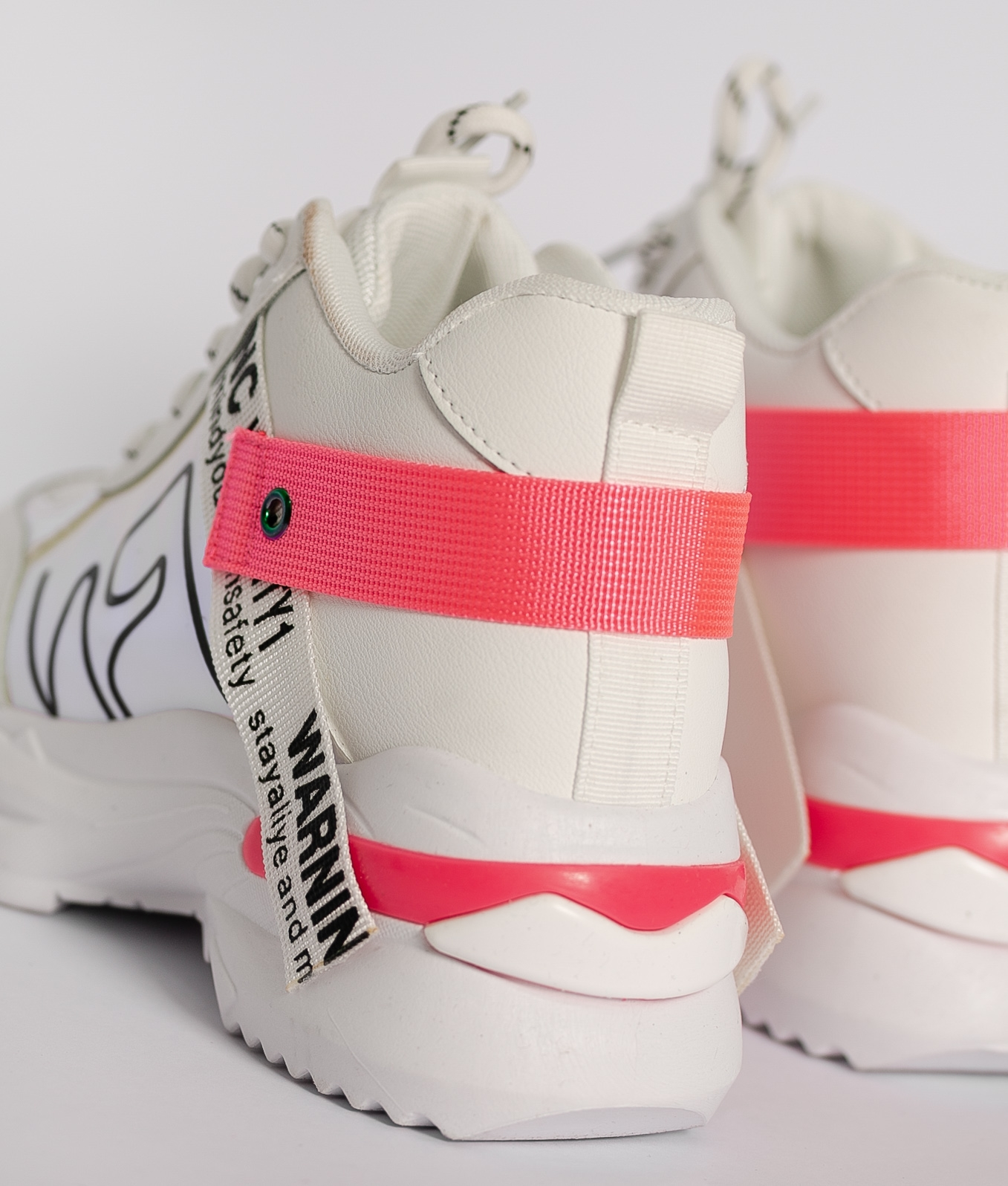 Sneakers Alive - Rosa