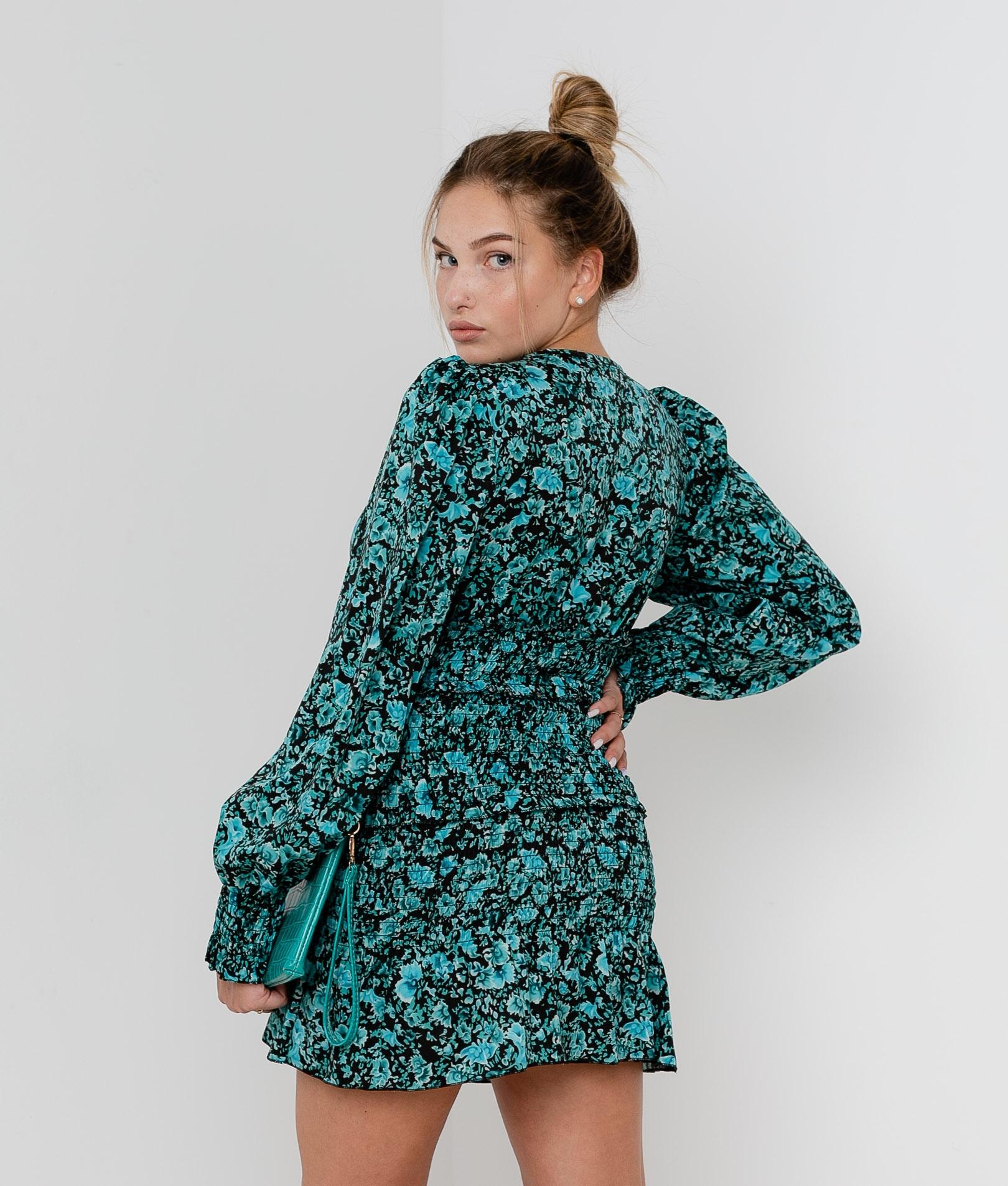 Robe Gosto - Turquoise