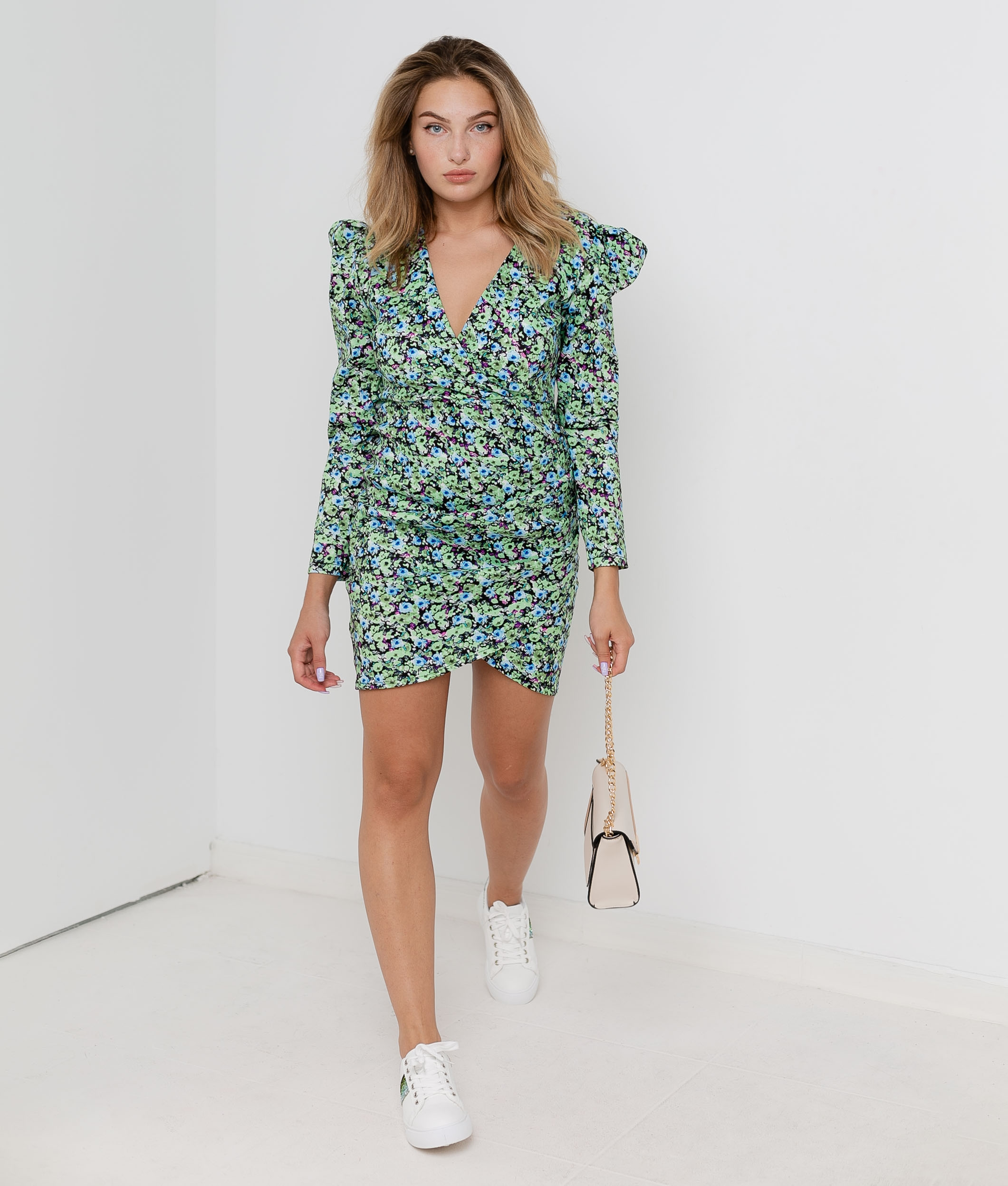 Vestido Narla - Verde