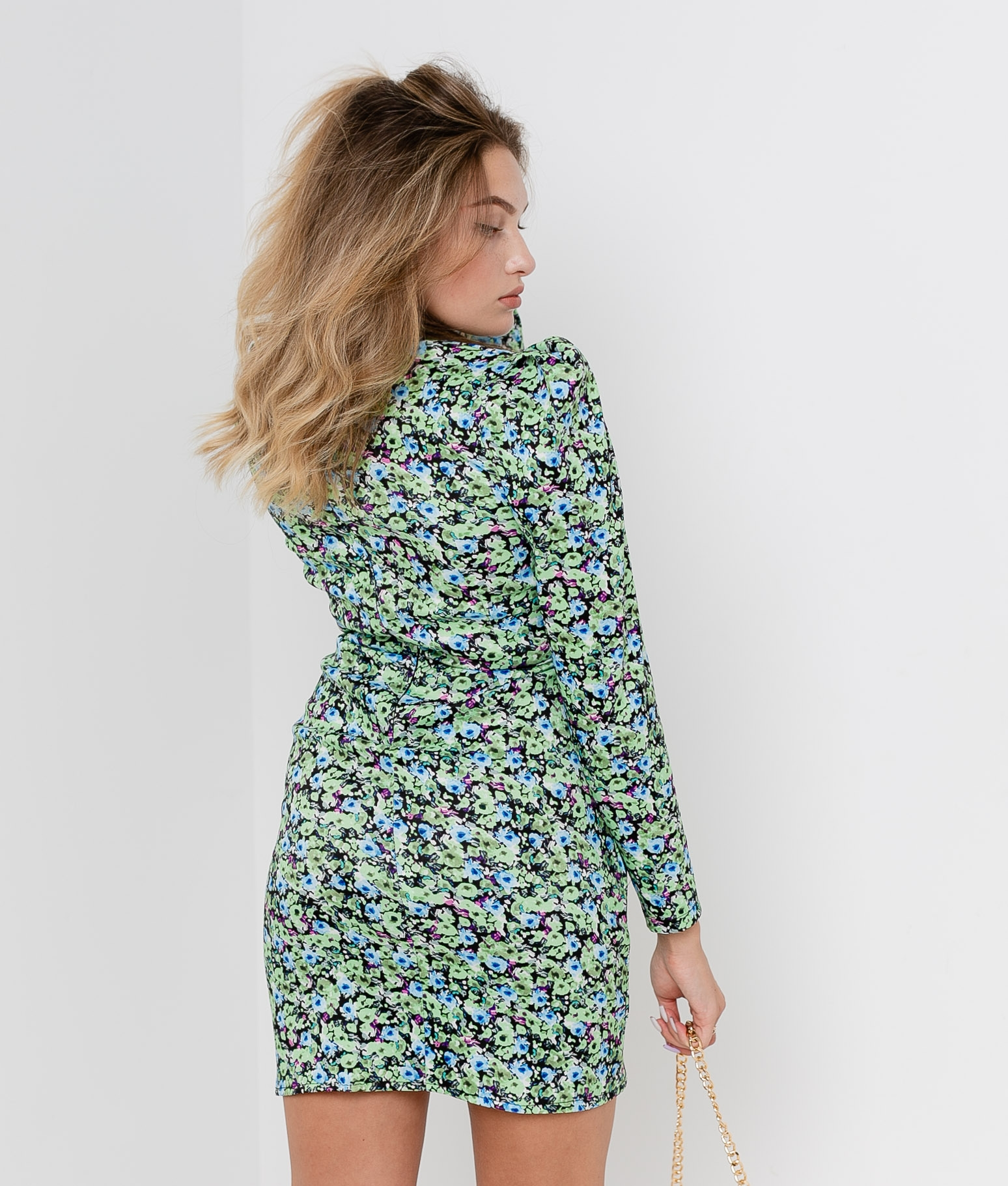 Dress Narla - Green