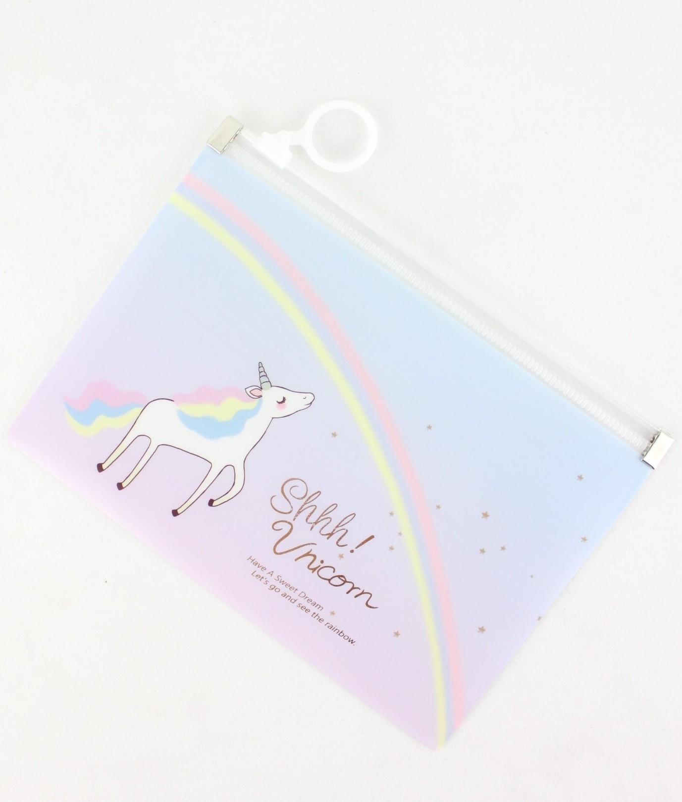 Porte Masque Unicornio - Multicolore AD