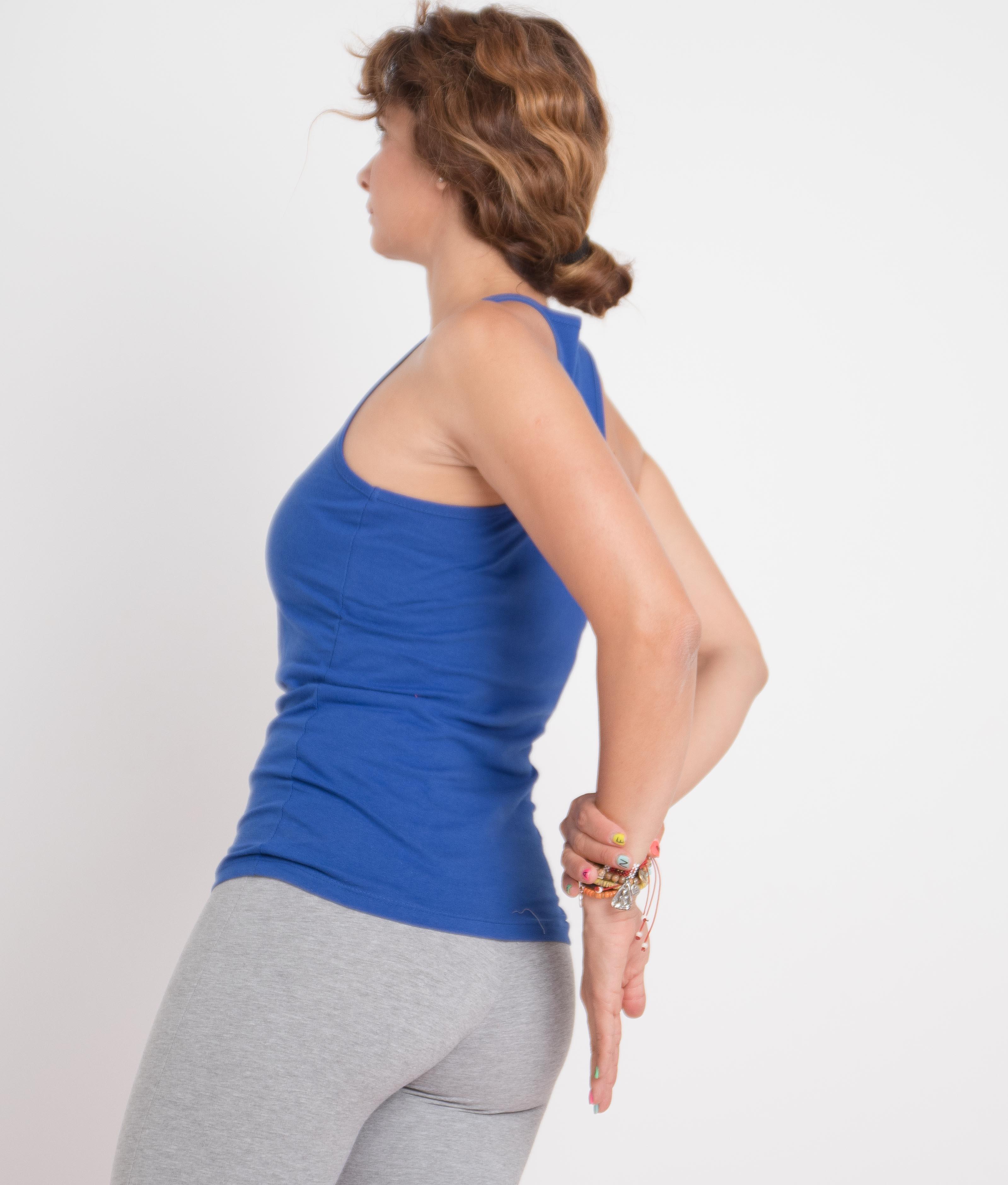 Camicia Corai - Blu Klein