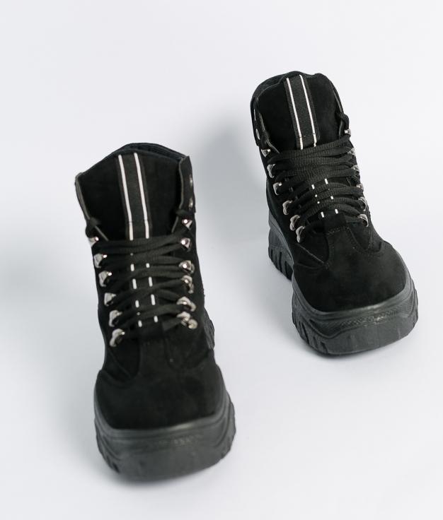 Low boot Albrus - Black