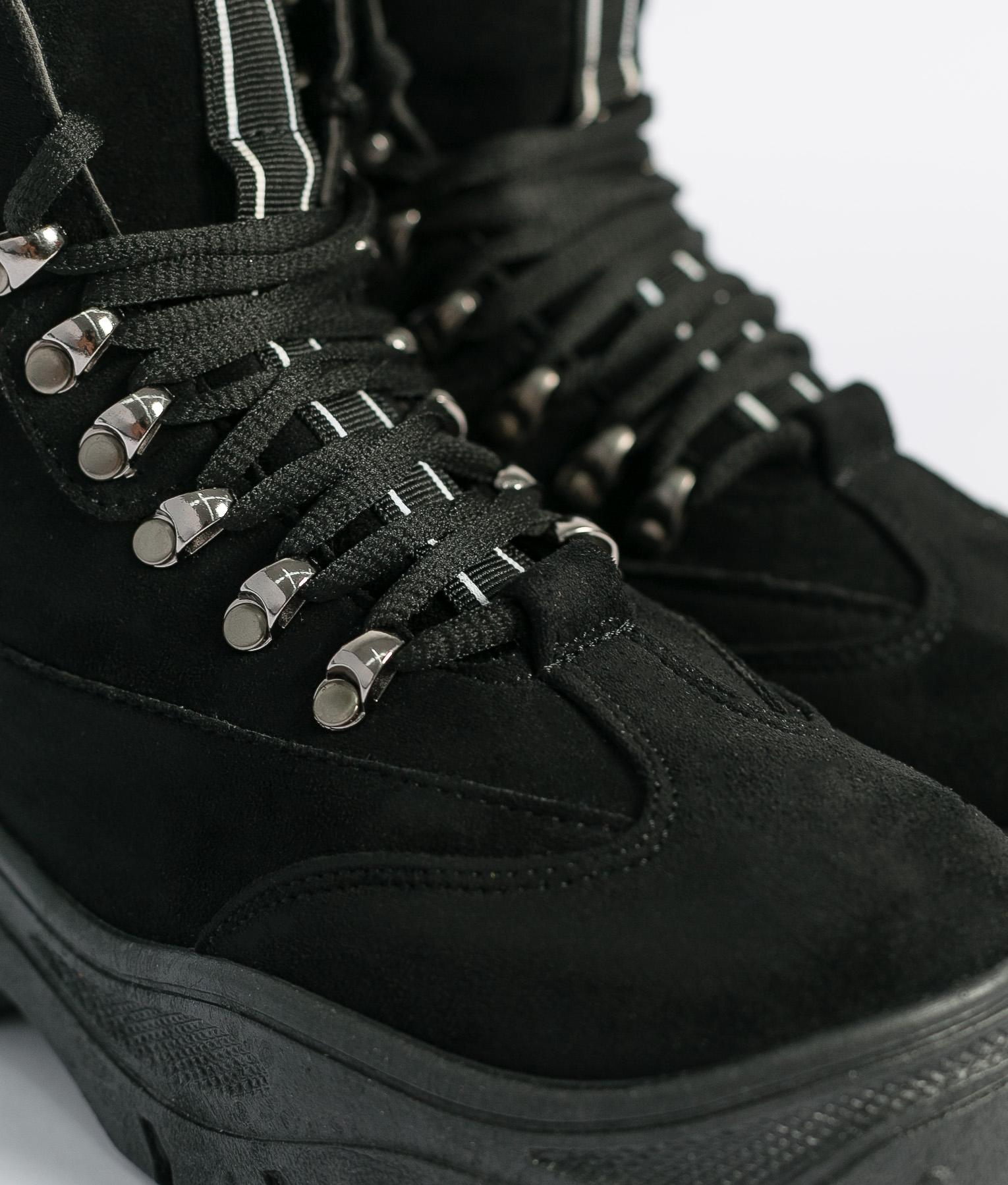 Botas bajas Albrus - Negro