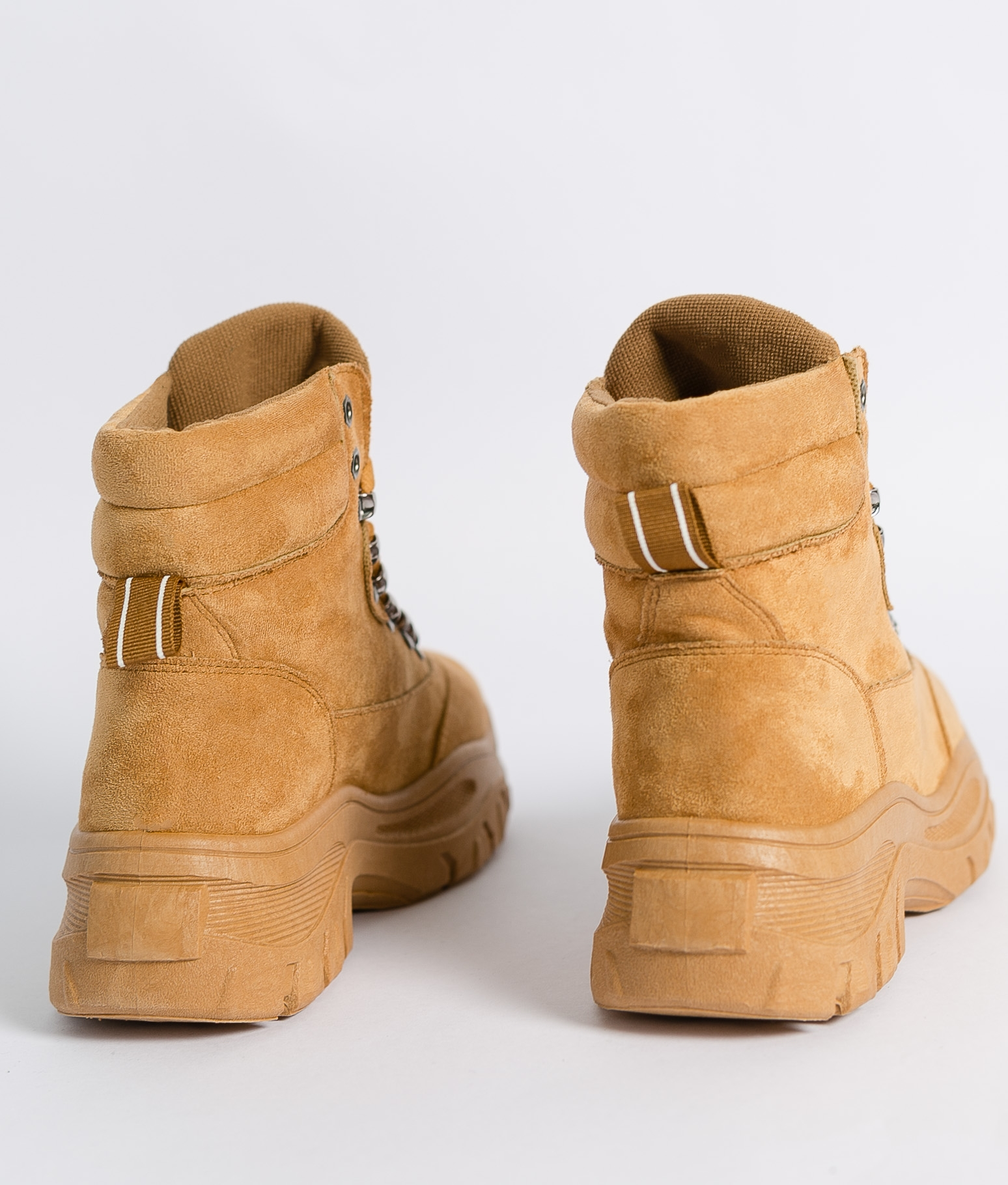 Low boot Albrus - Camel