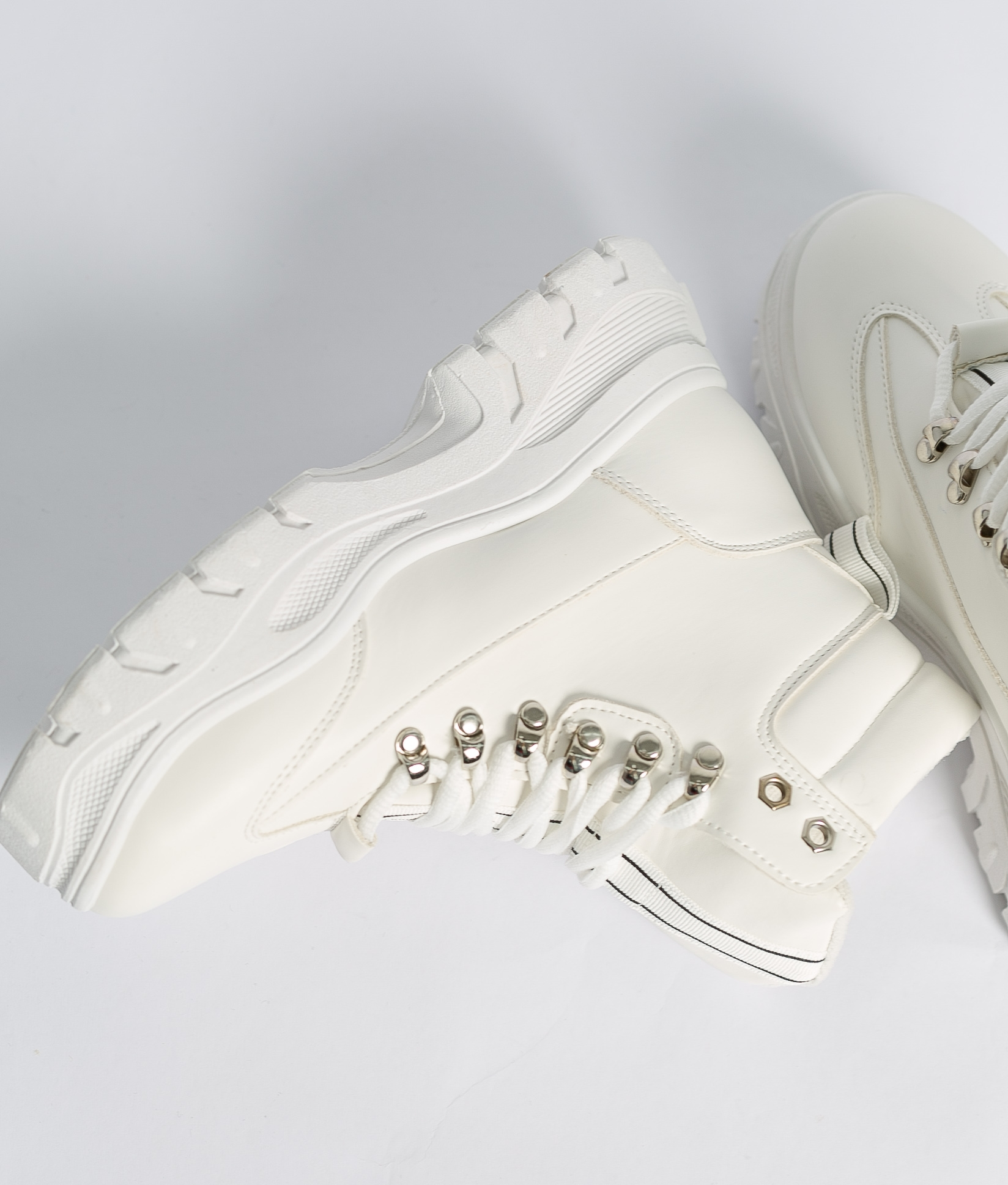 Botte petite Albrus - Blanc