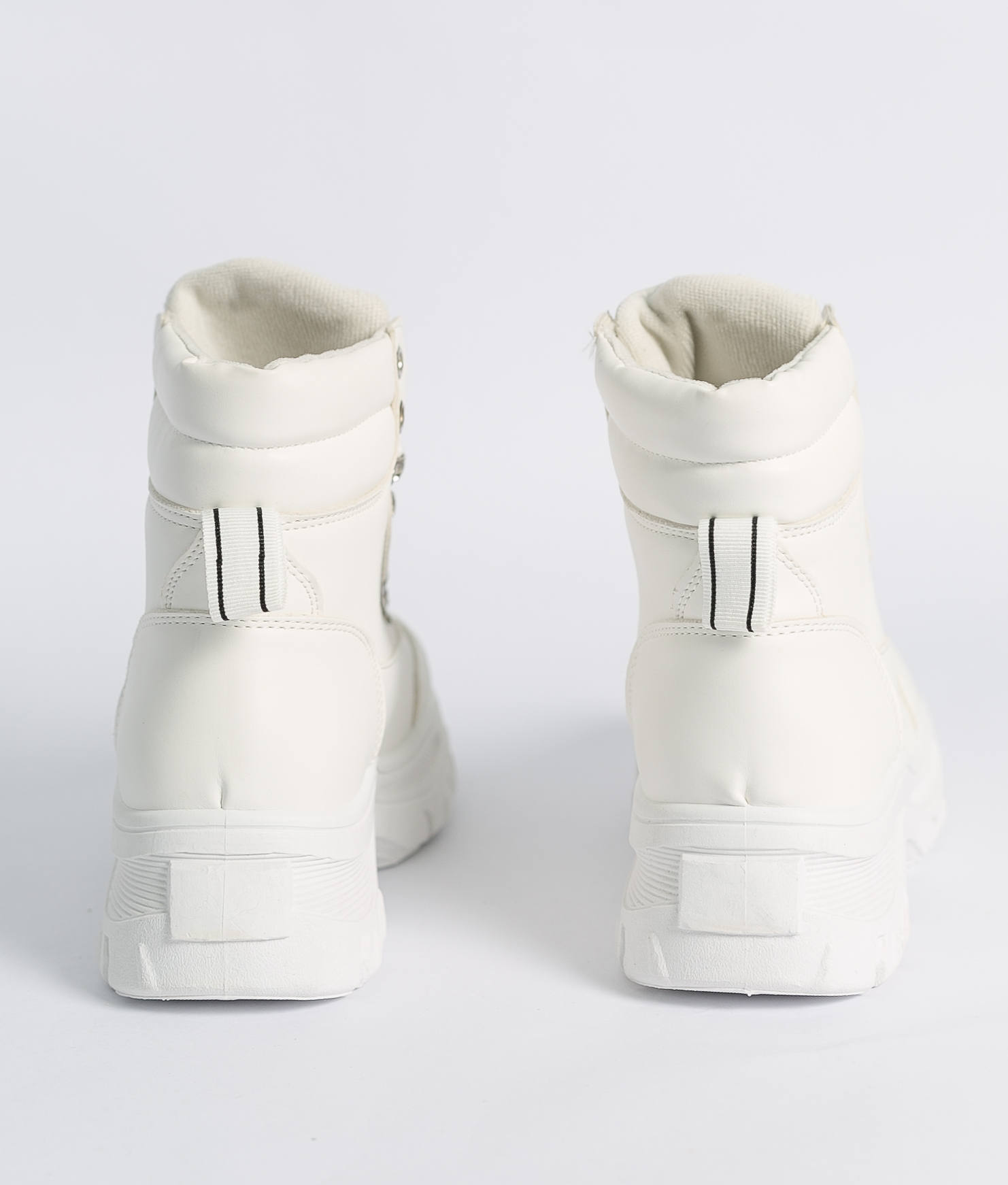 Low boot Albrus - White