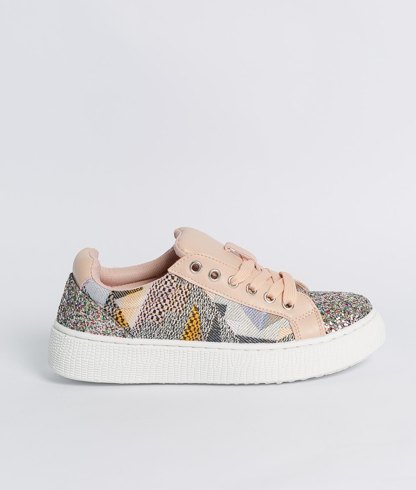 Sneakers Glita - Rose
