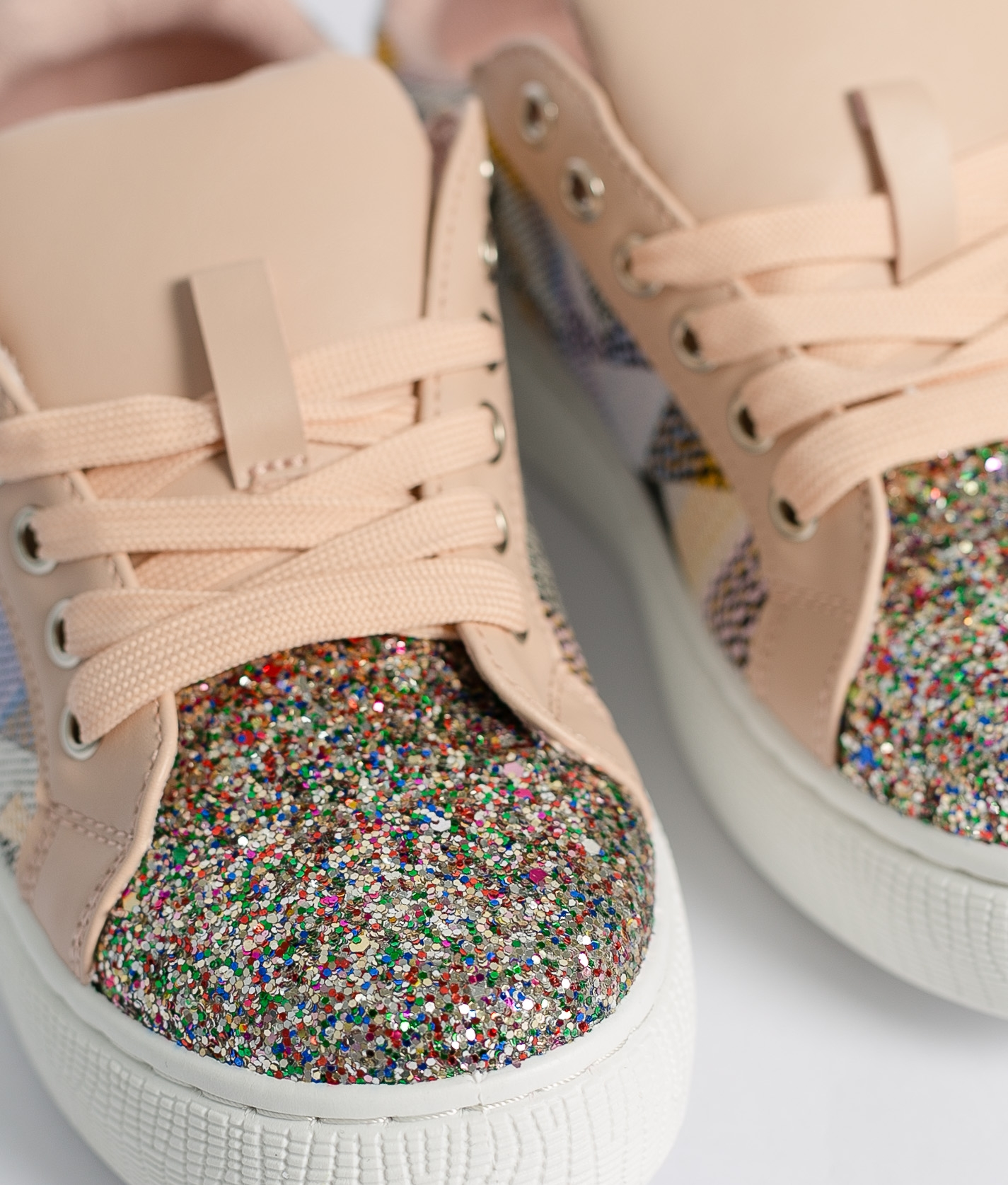 Sneakers Glita - Pink