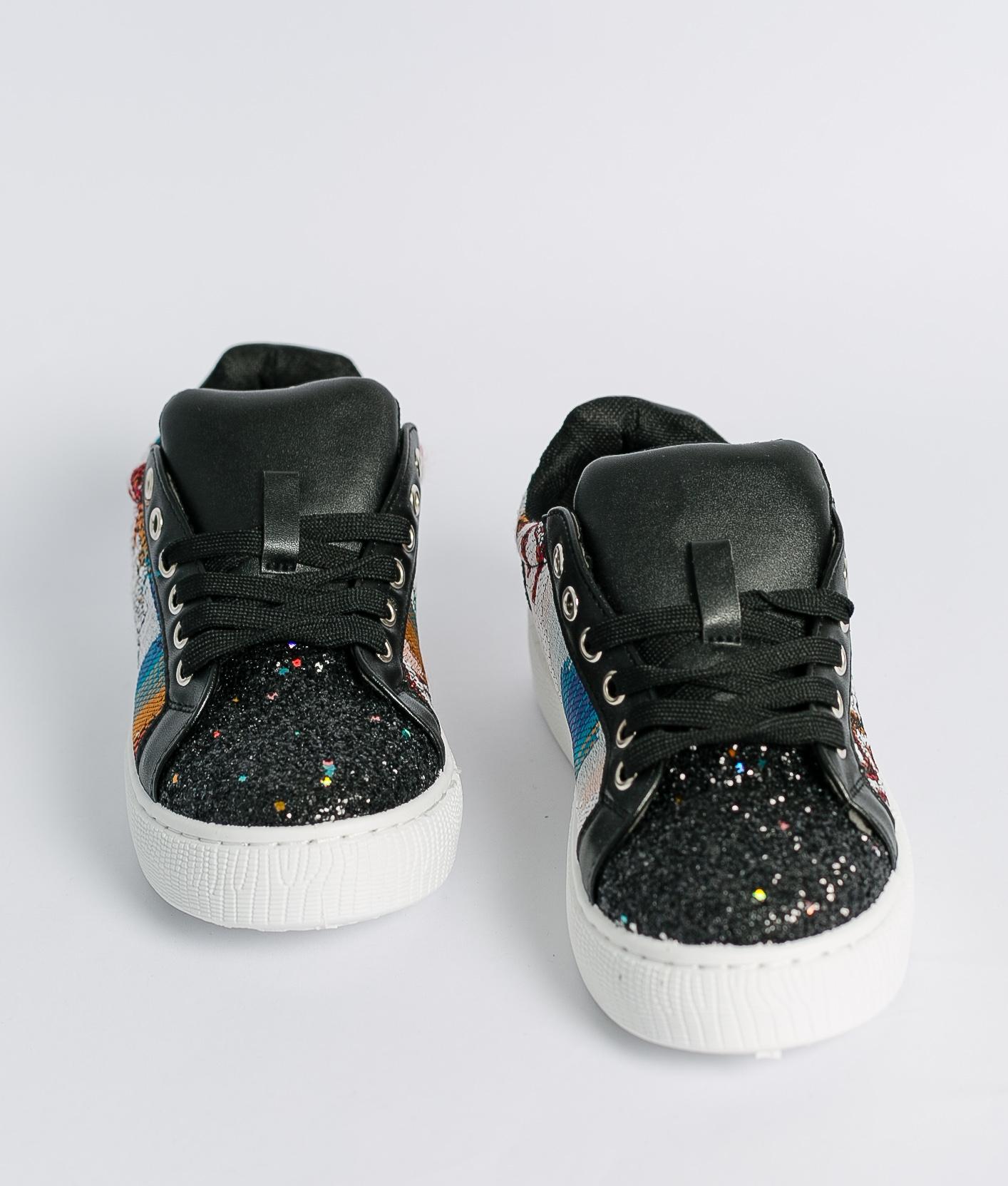 Sneakers Glita - Black