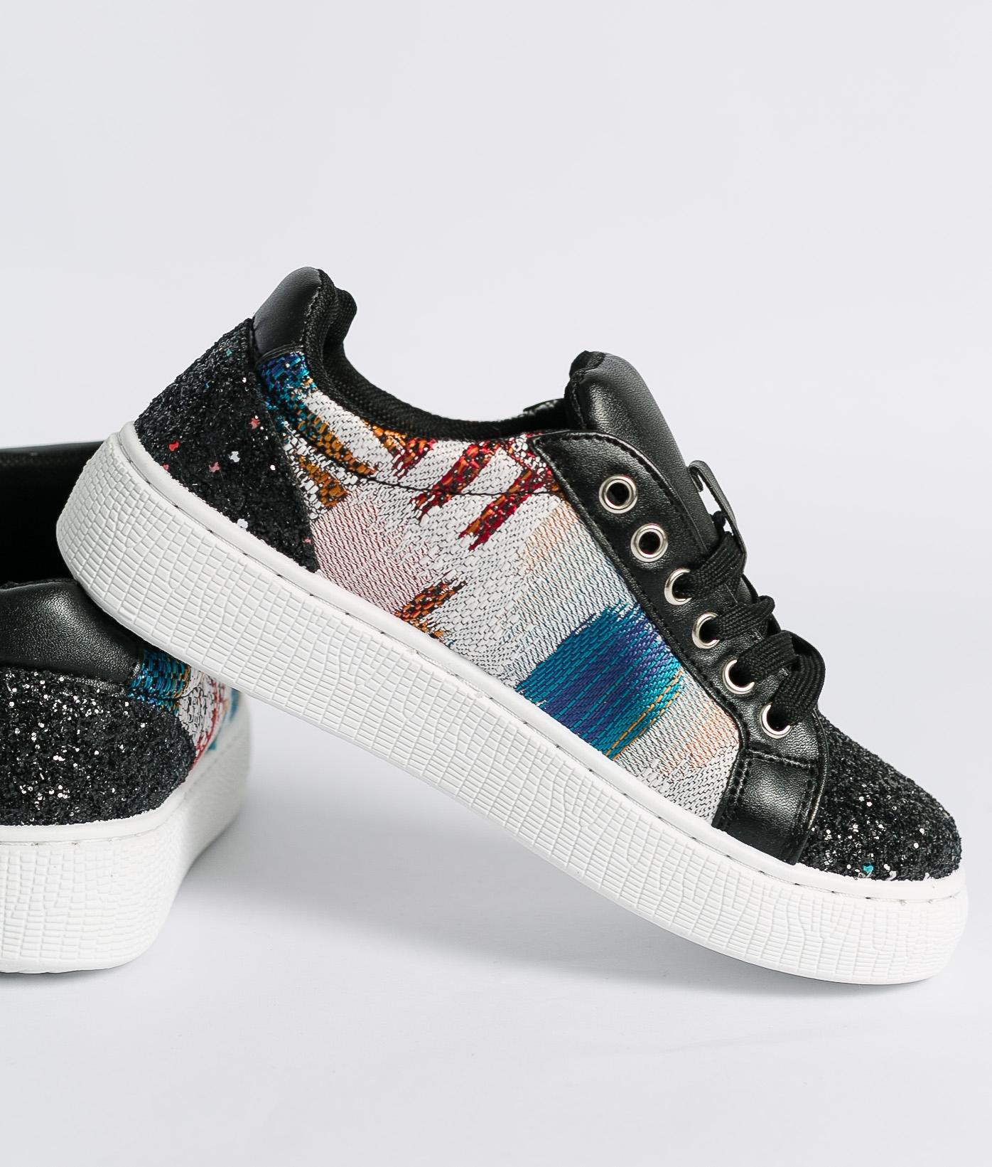 Sneakers Glita - Noir