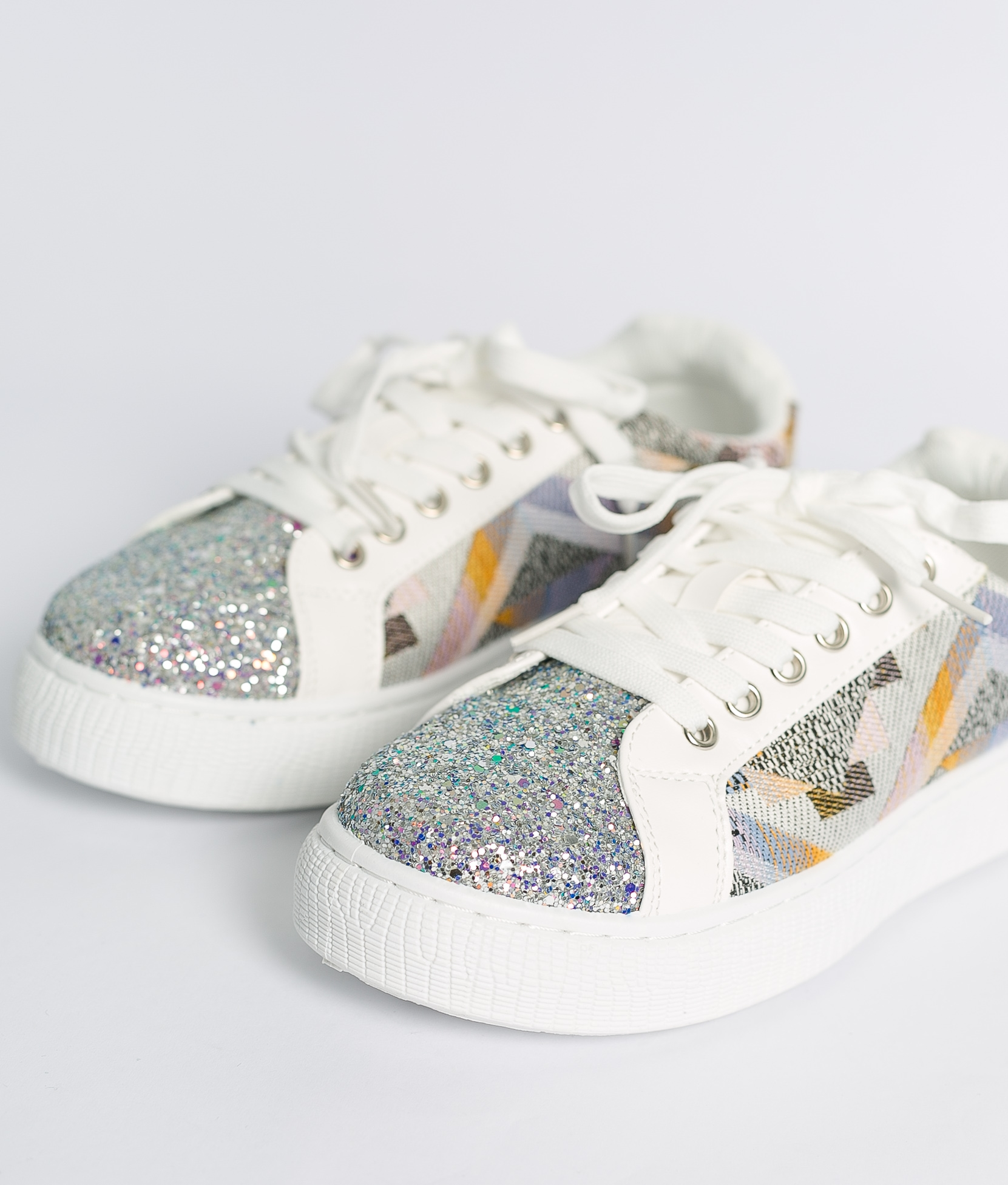 Sneakers Glita - Blanc