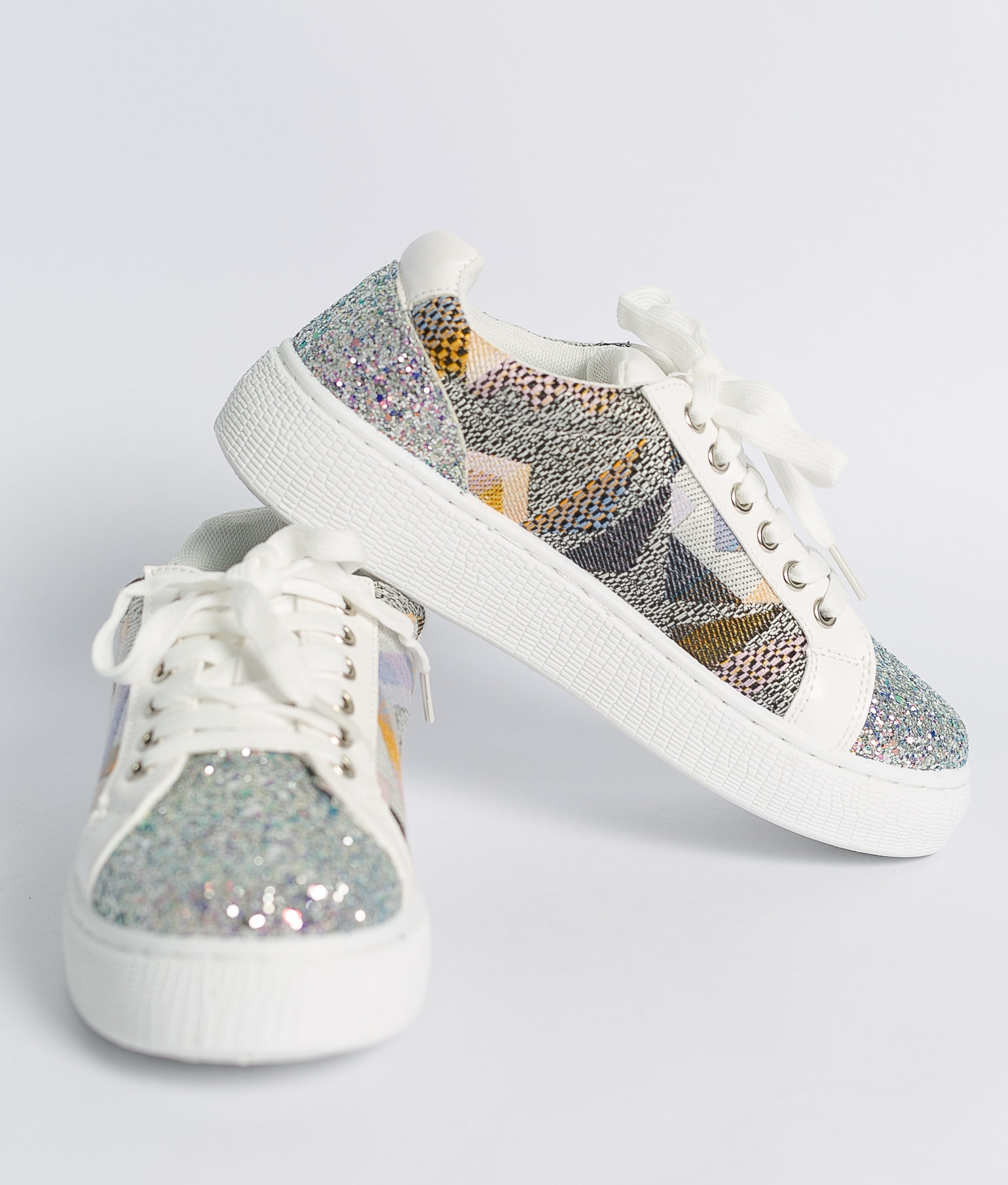 Sneakers Glita - Bianco