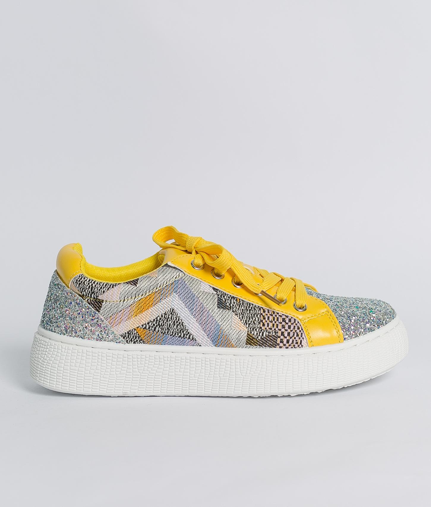 Sneakers Glita - Yellow