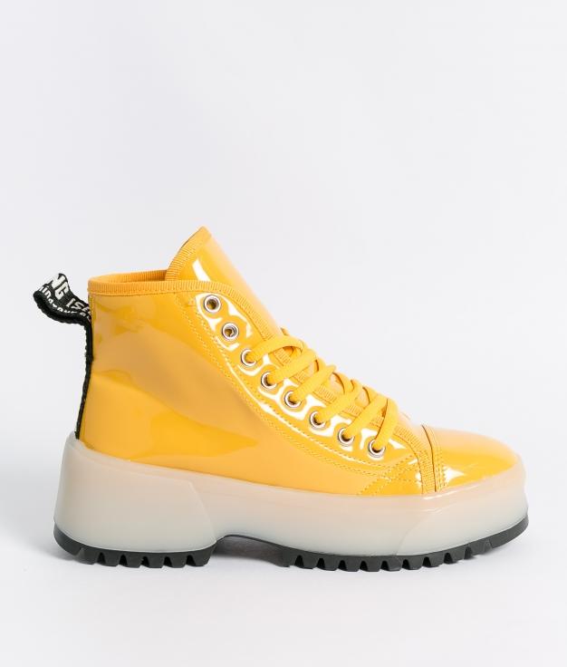 Bota baja Lulla - Amarillo