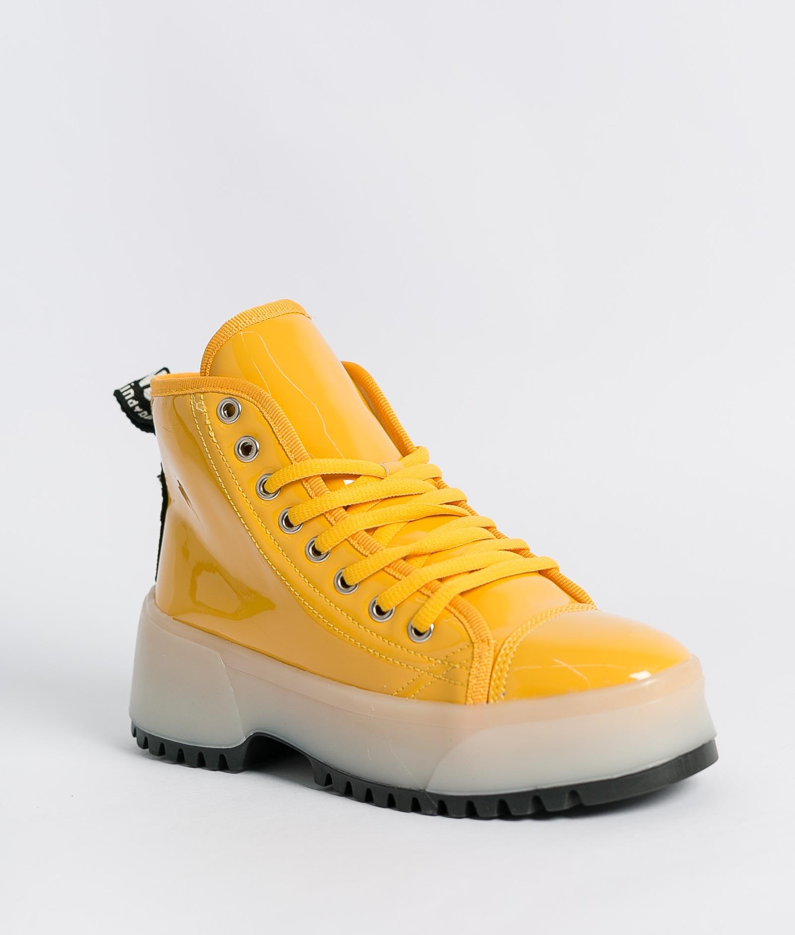 Sneakers Lulla - Amarillo