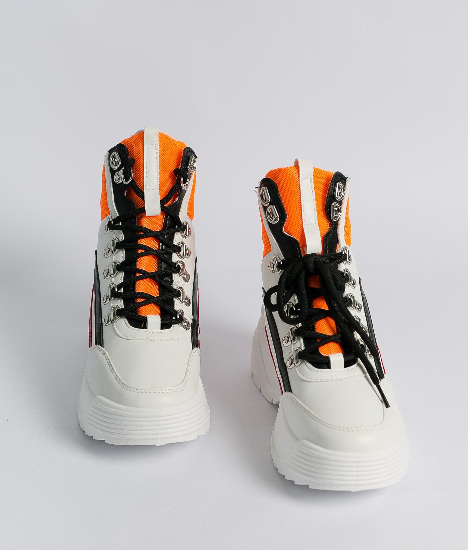 Low boot Diane - White