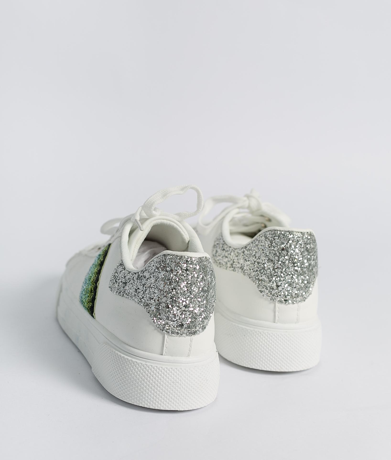 Sneakers Pali - Prata