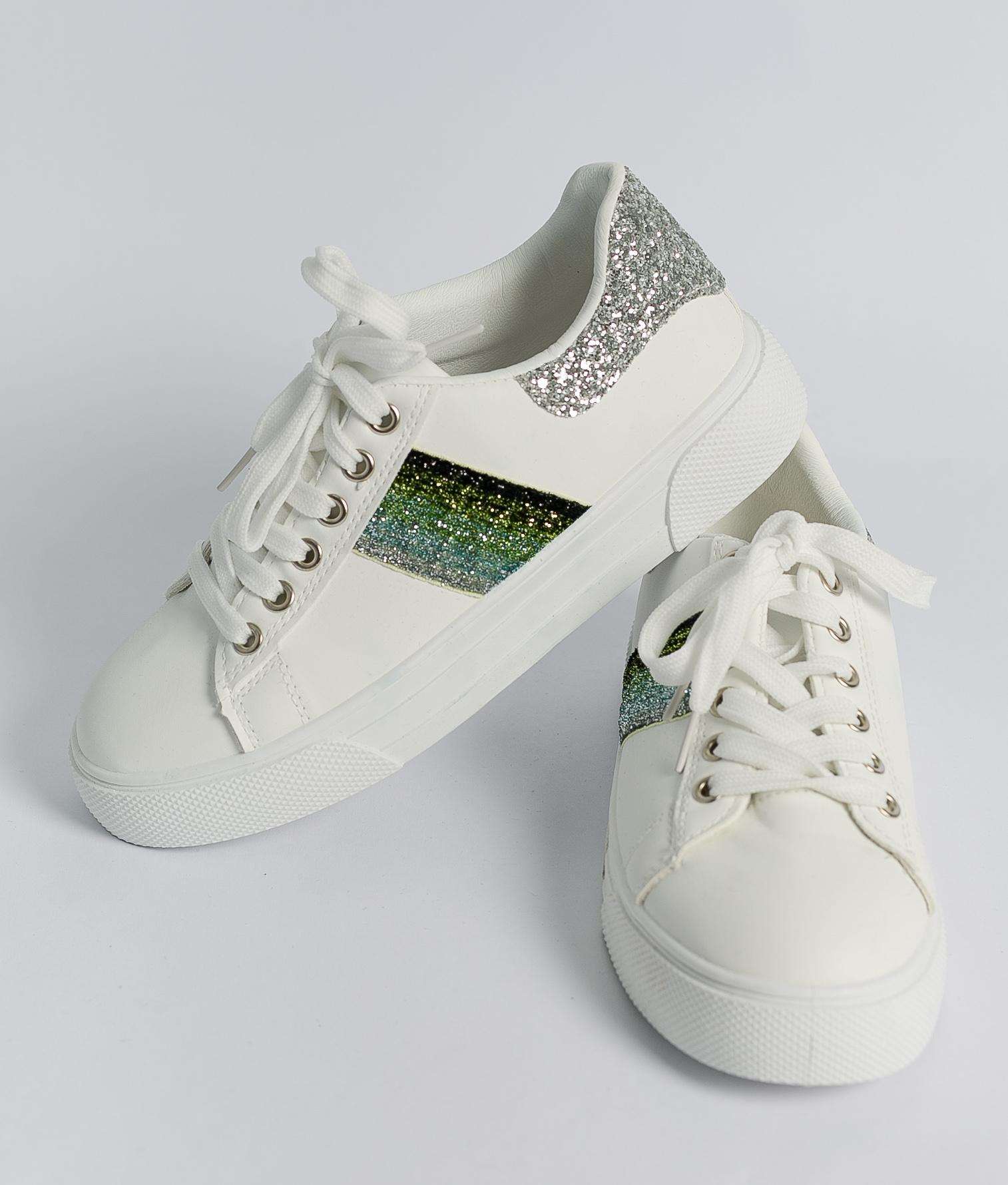 Sneakers Pali - Silver