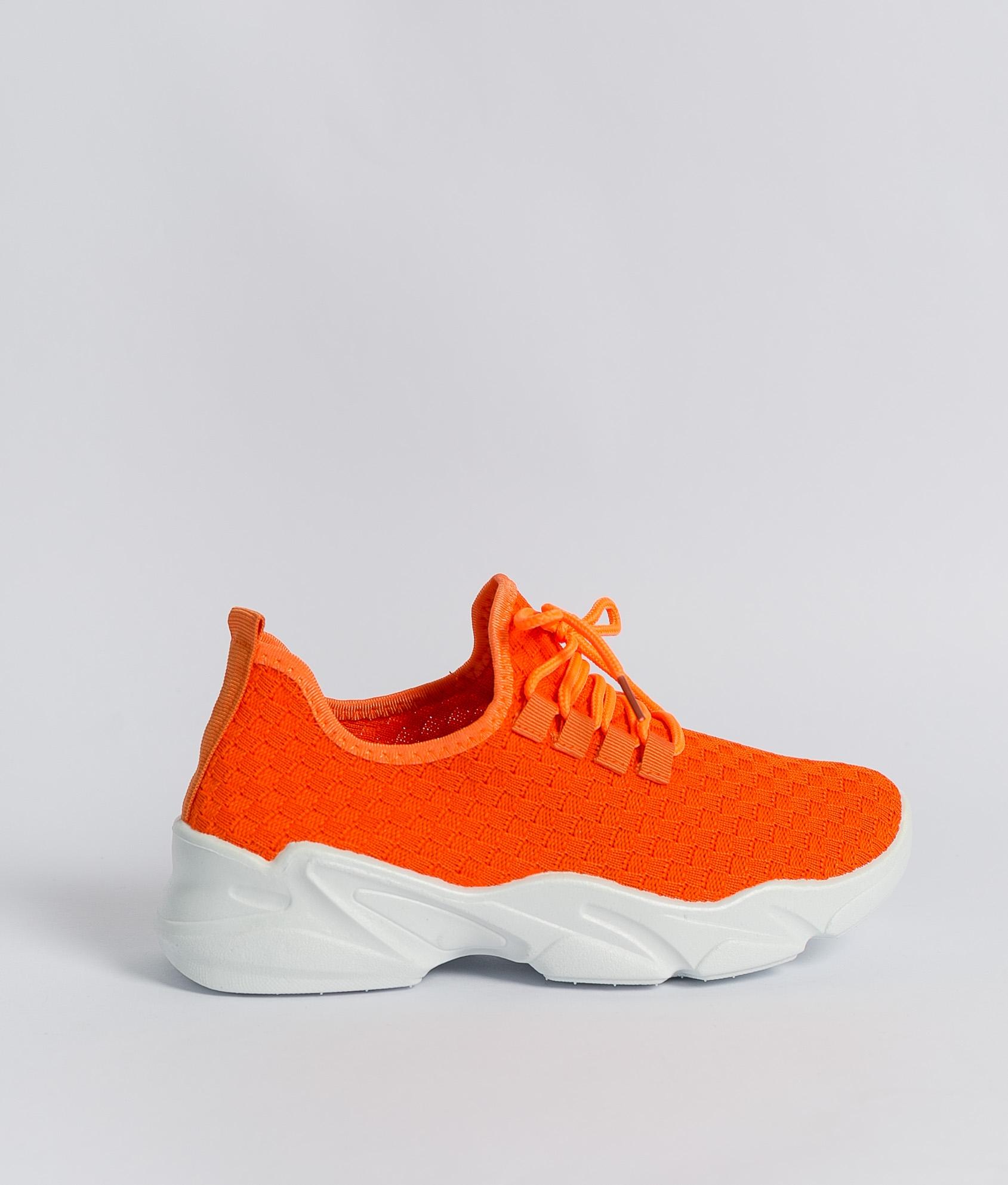 Sneakers Grumpy - Orange