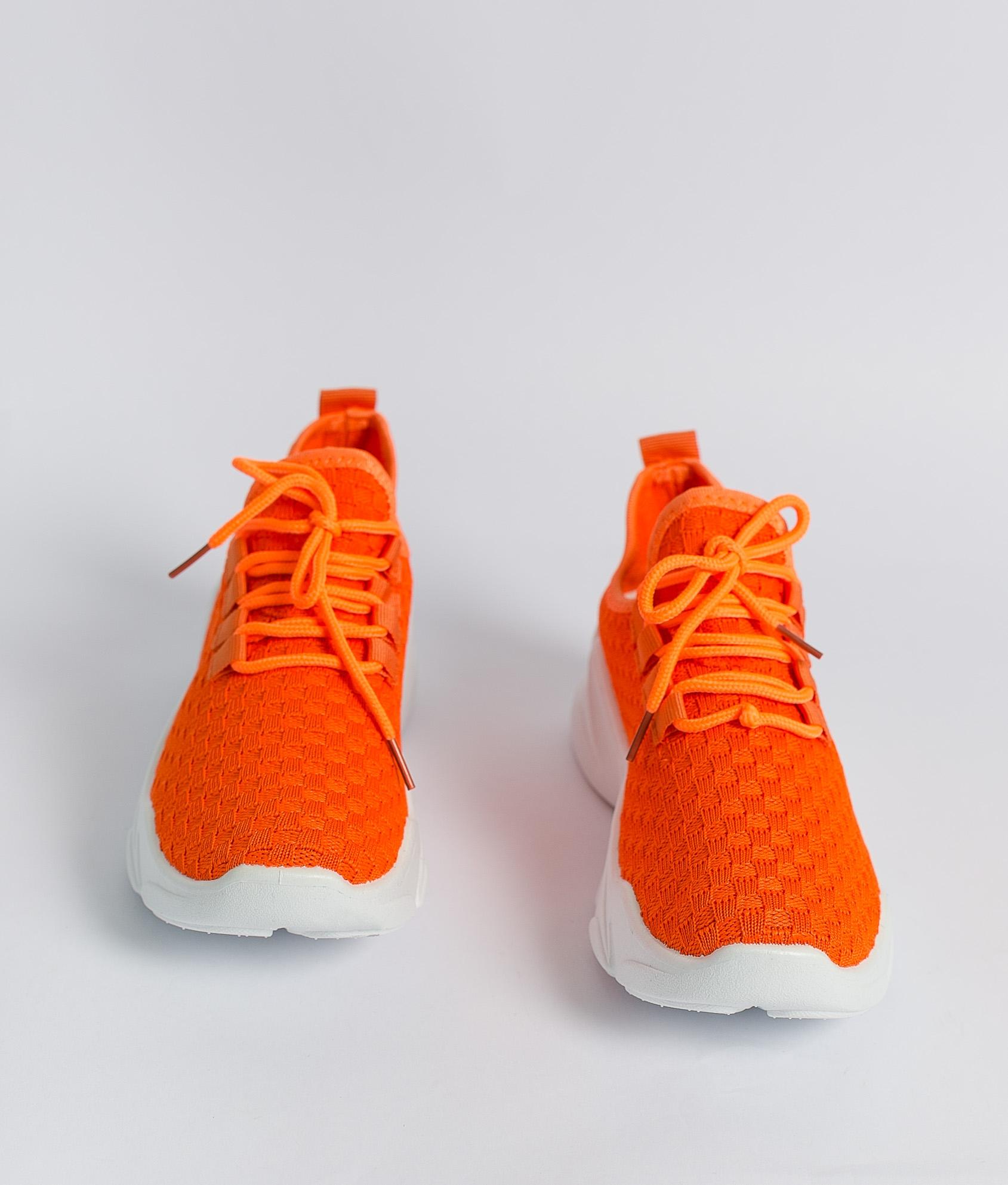 Sneakers Grumpy - Laranja