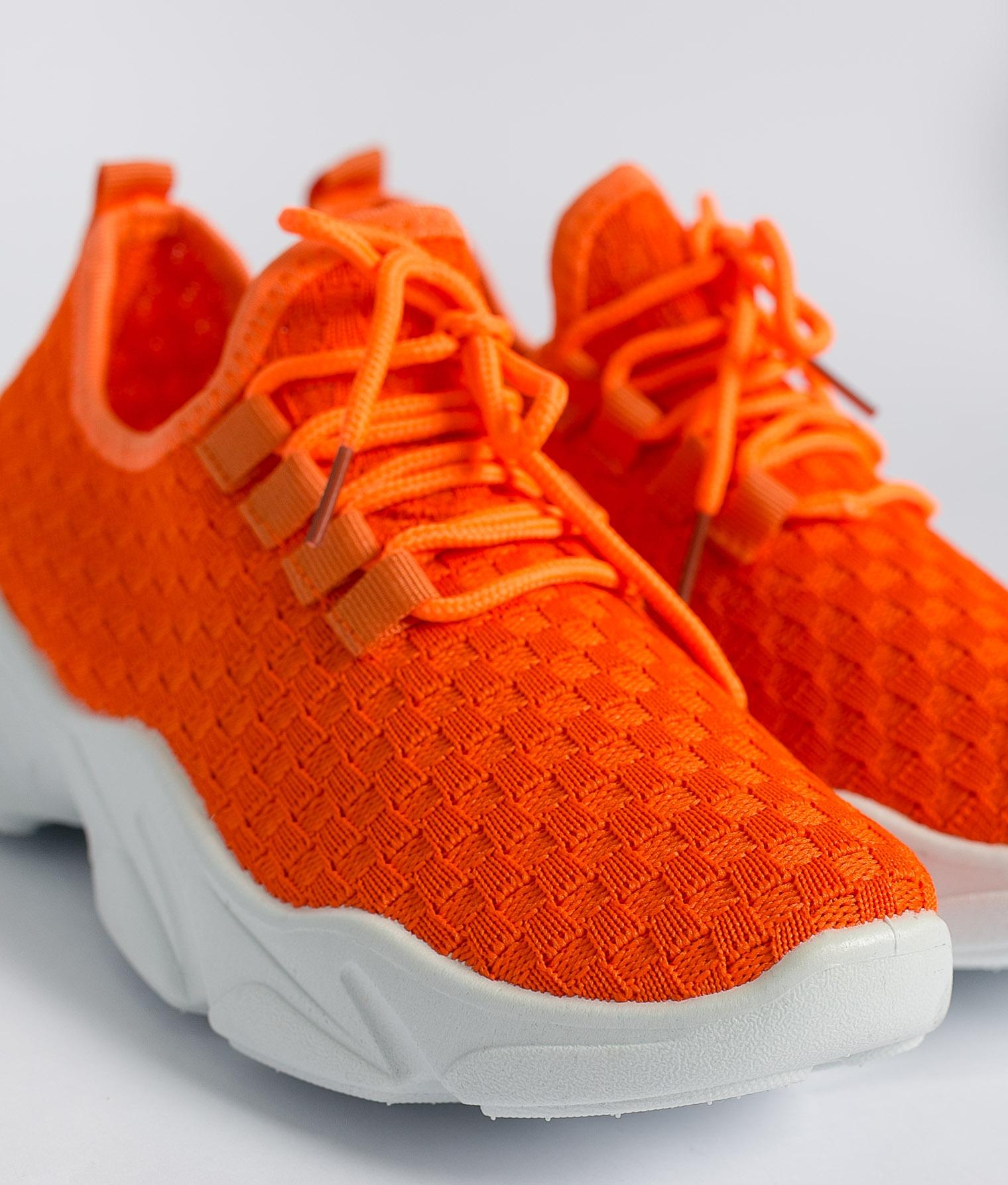 Sneakers Grumpy - Naranja