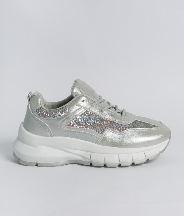 Sneakers Airis - Argento