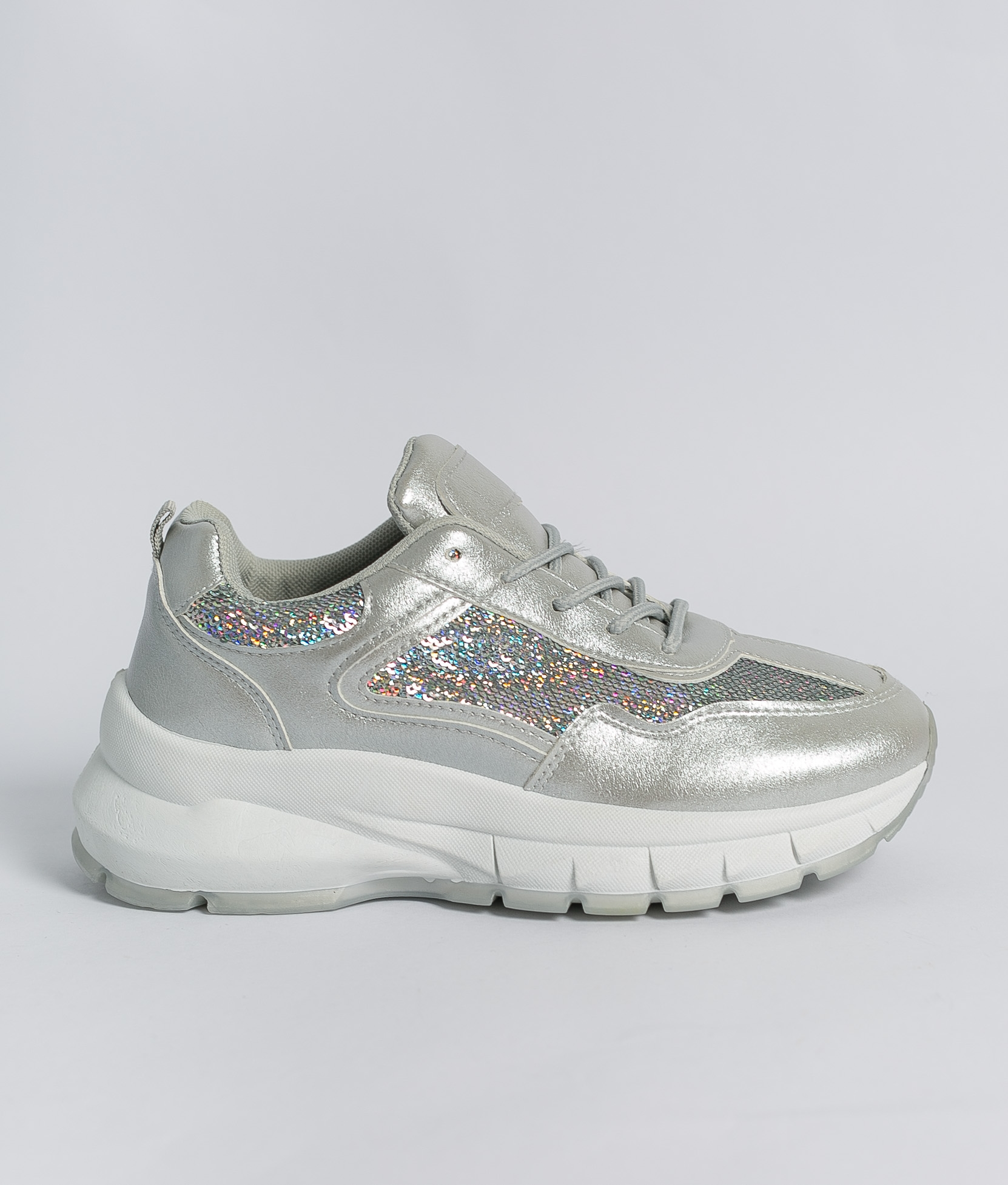 Sneakers Airis - Silver