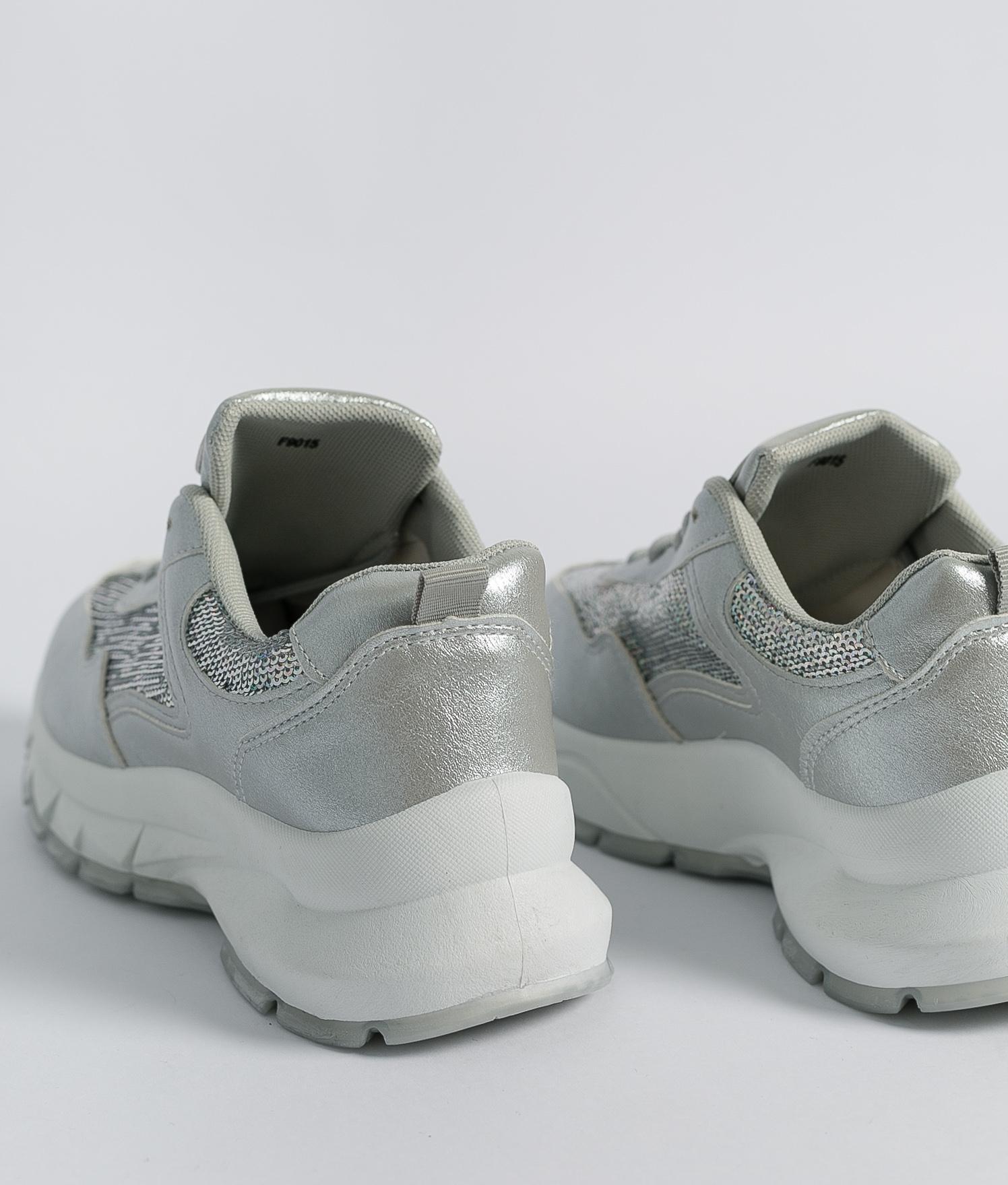 Sneakers Airis - Argent