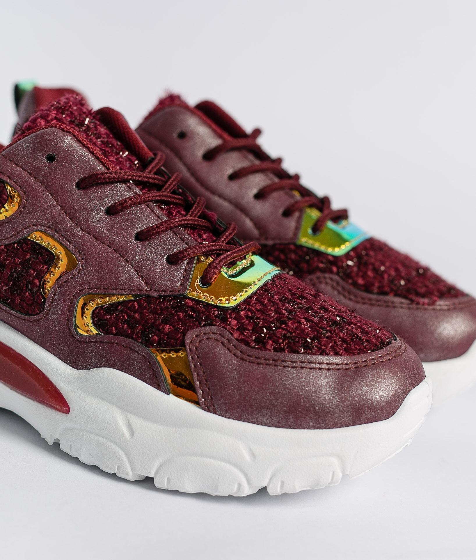 Sneakers Conga - Rojo