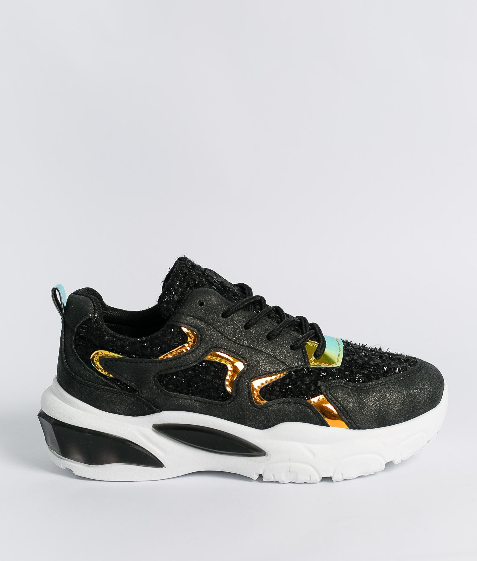 Sneakers Conga - Noir