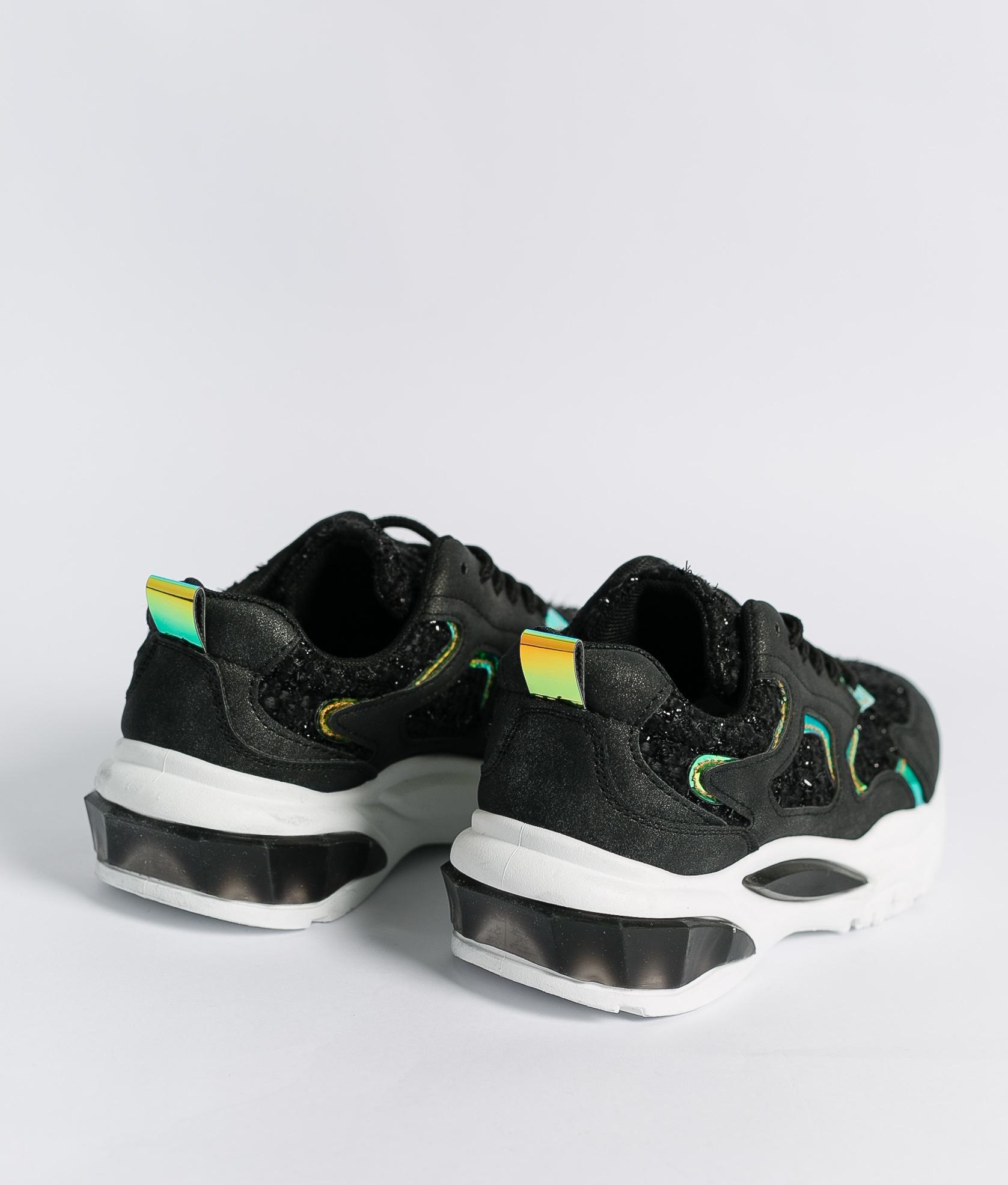 Sneakers Conga - Preto