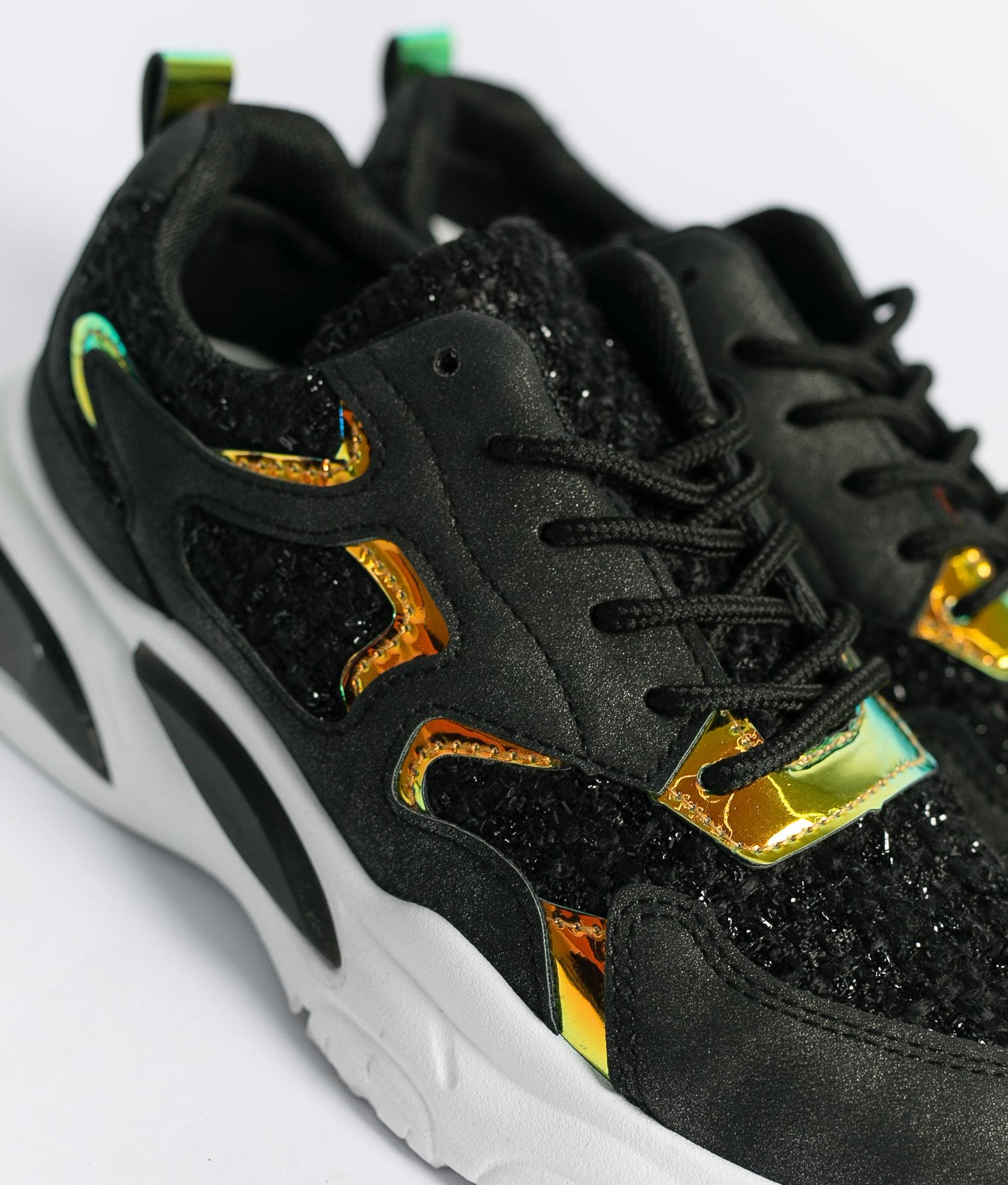 Sneakers Conga - Negro