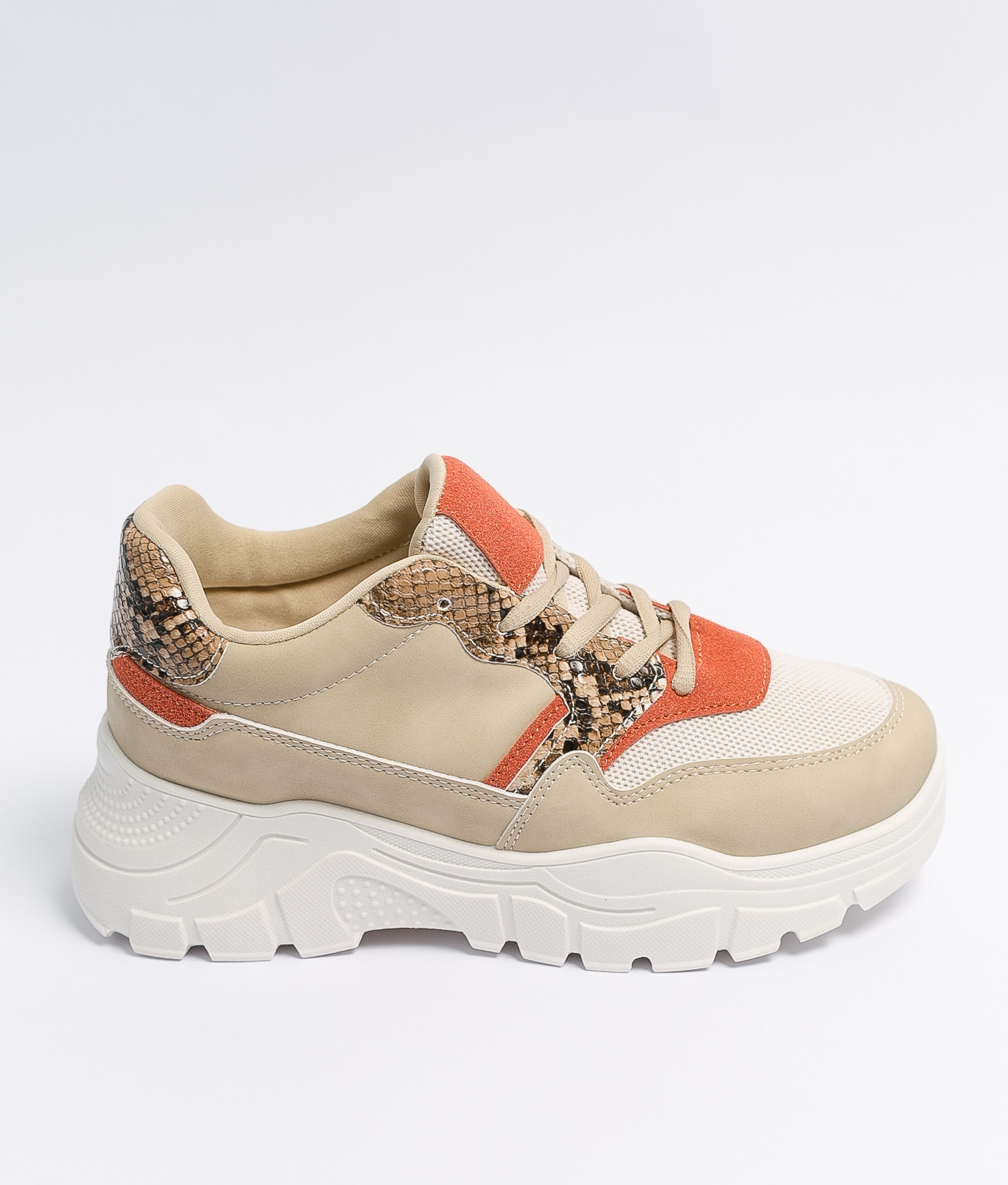 Sneakers Liana - Naranja