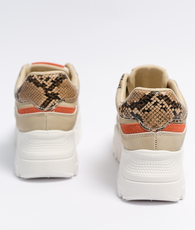 Sneakers Liana - Laranja