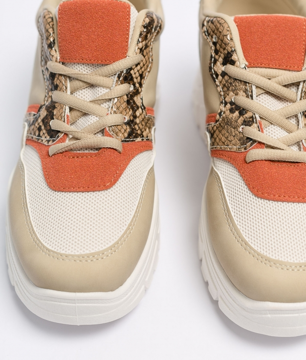 Sneakers Liana - Orange