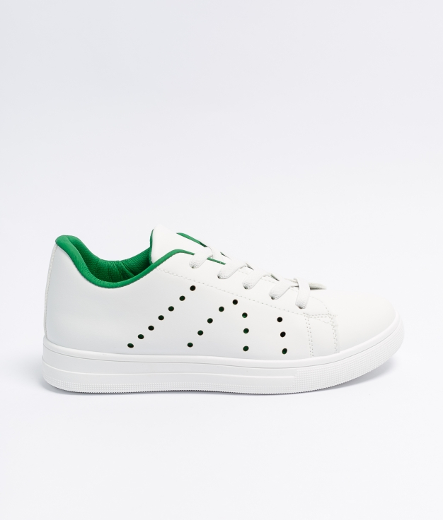 Sneakers Atelier - Vert