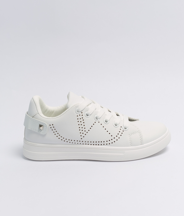 Sneakers Rosat - Blanco