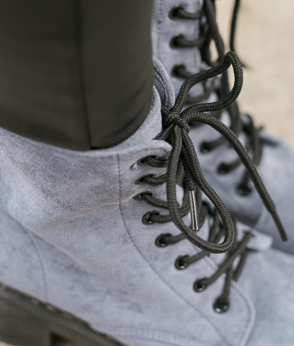 Low Boot Ferulcon - Blue