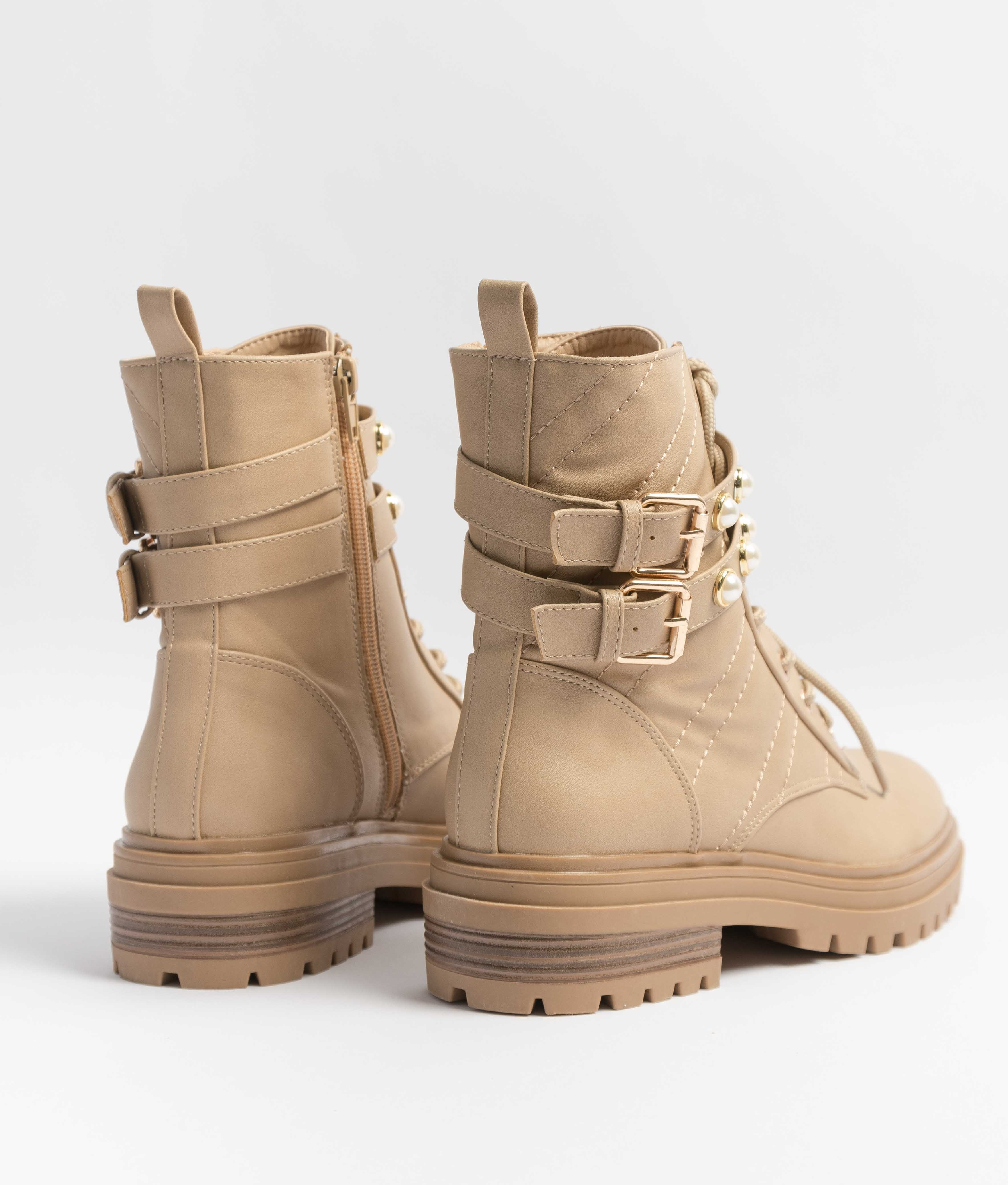 Boot Petite Perlan - Beige