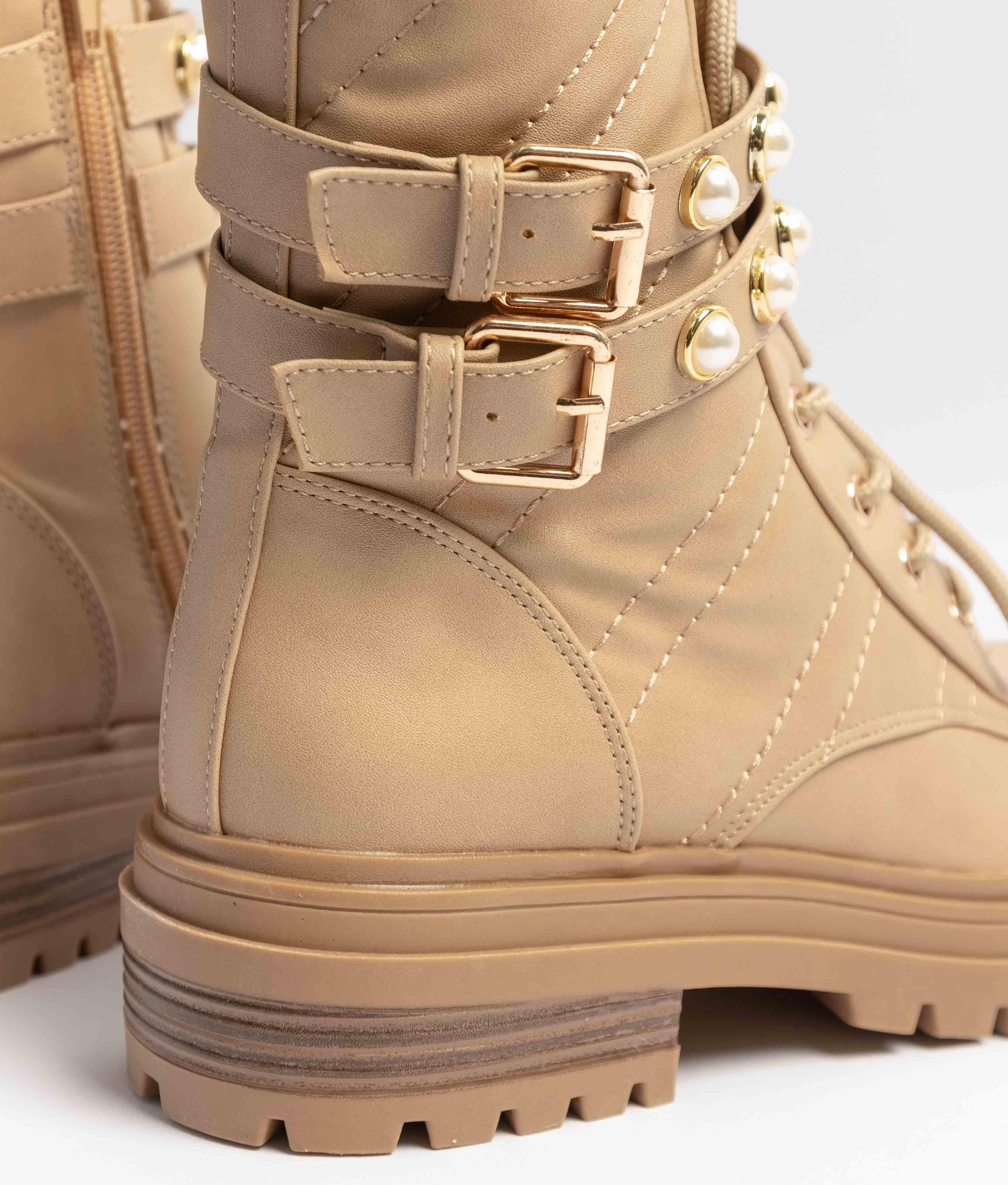 Low Boot Perlan - Beige