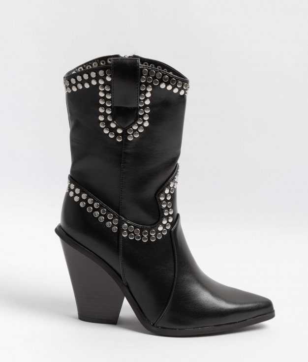 Boot Petite Romea - Noir