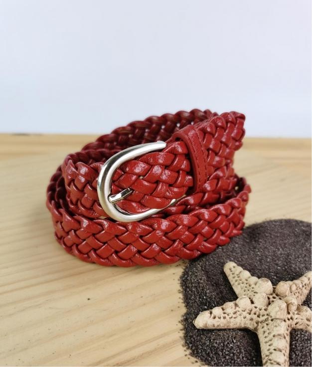 Cintura Rosmina - rosso