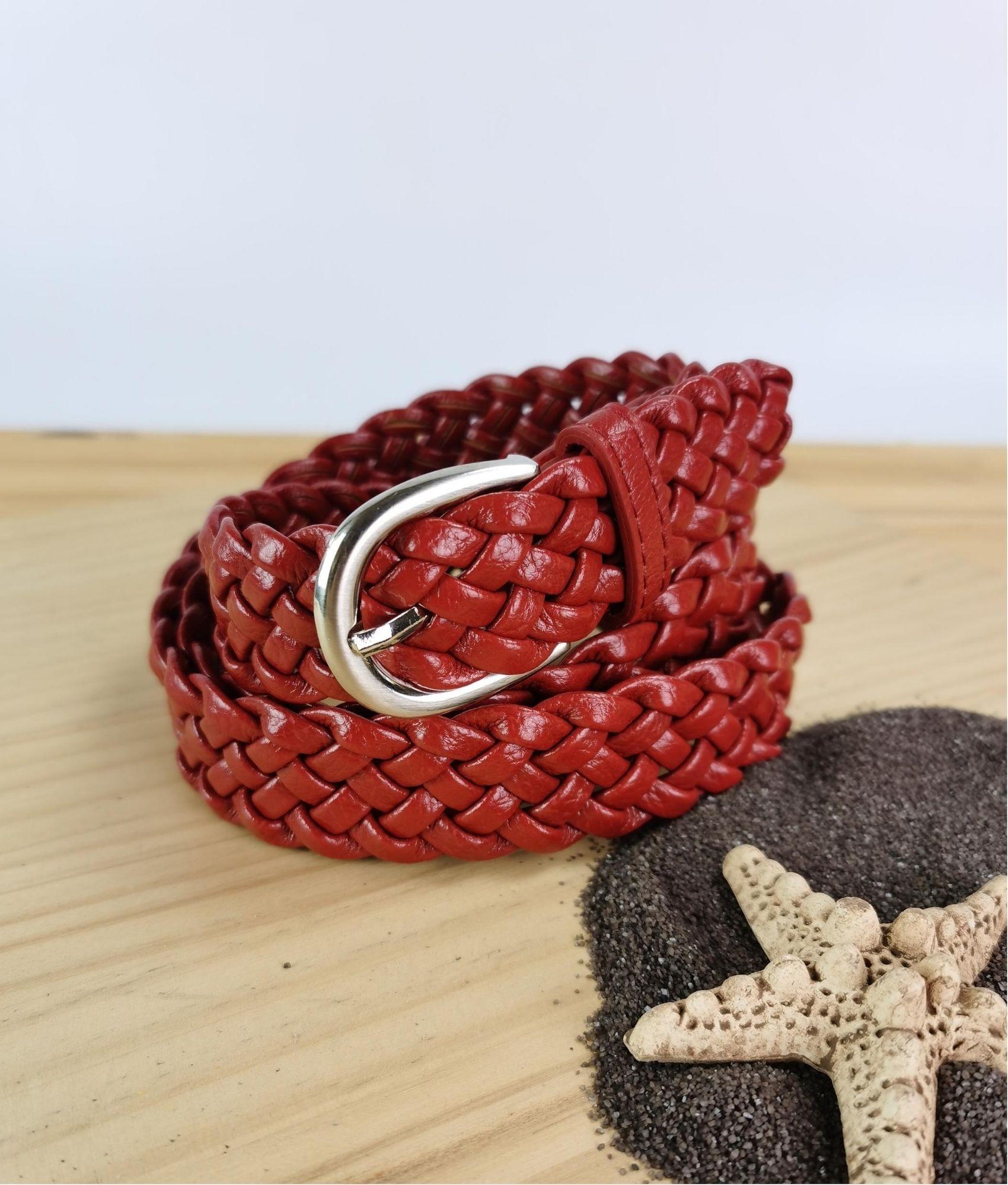 Cinturón Mona - rojo