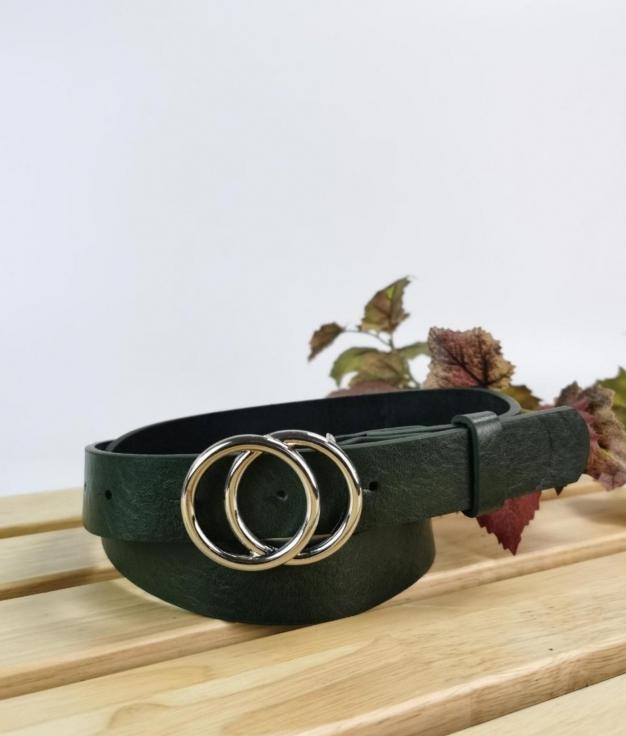 Cinturón Nikita - verde