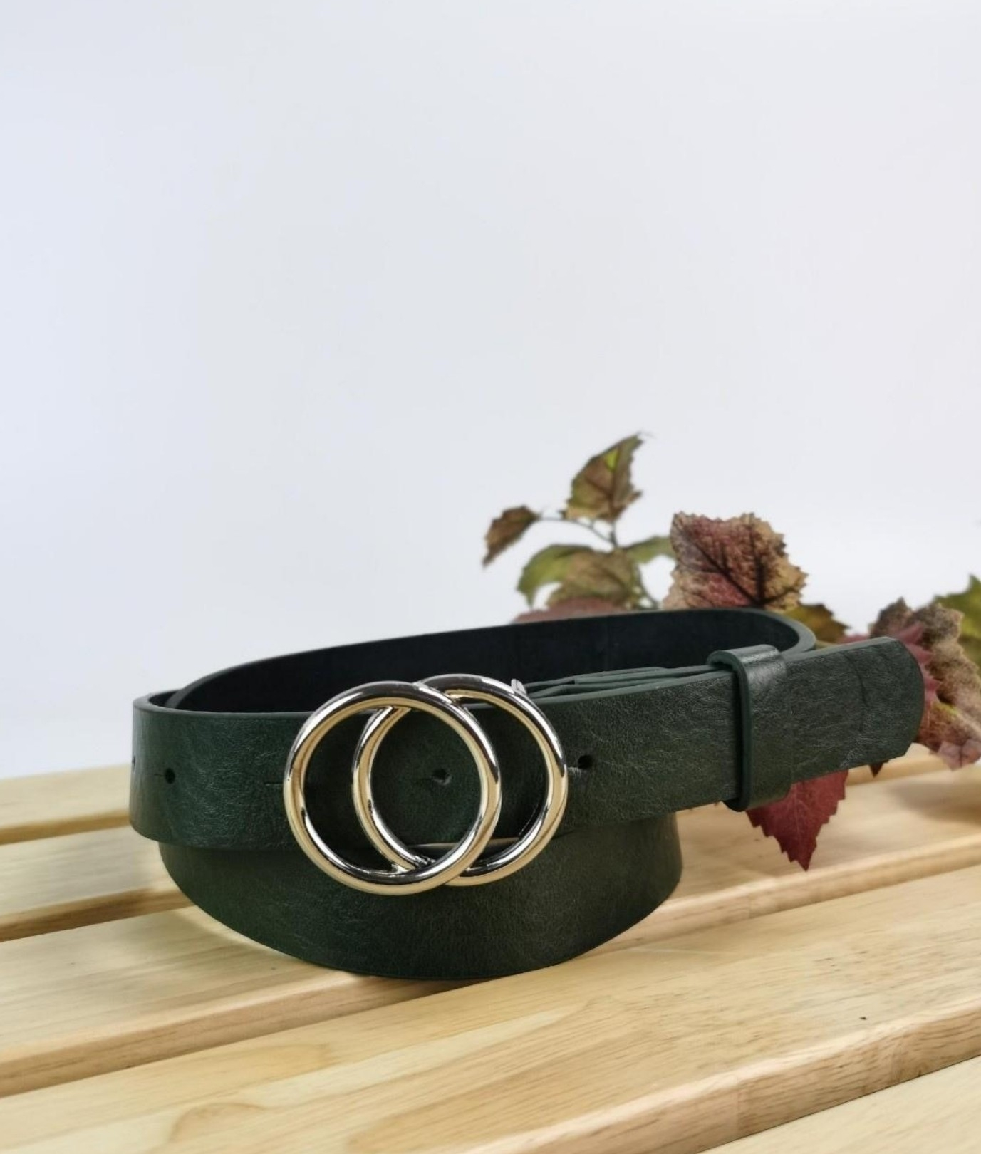 Nikita belt - green