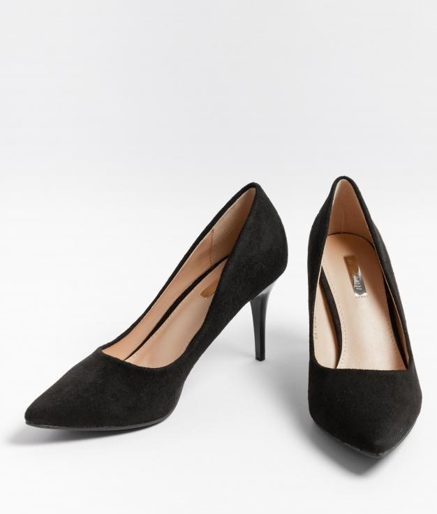 Zapato Lasia - Preto