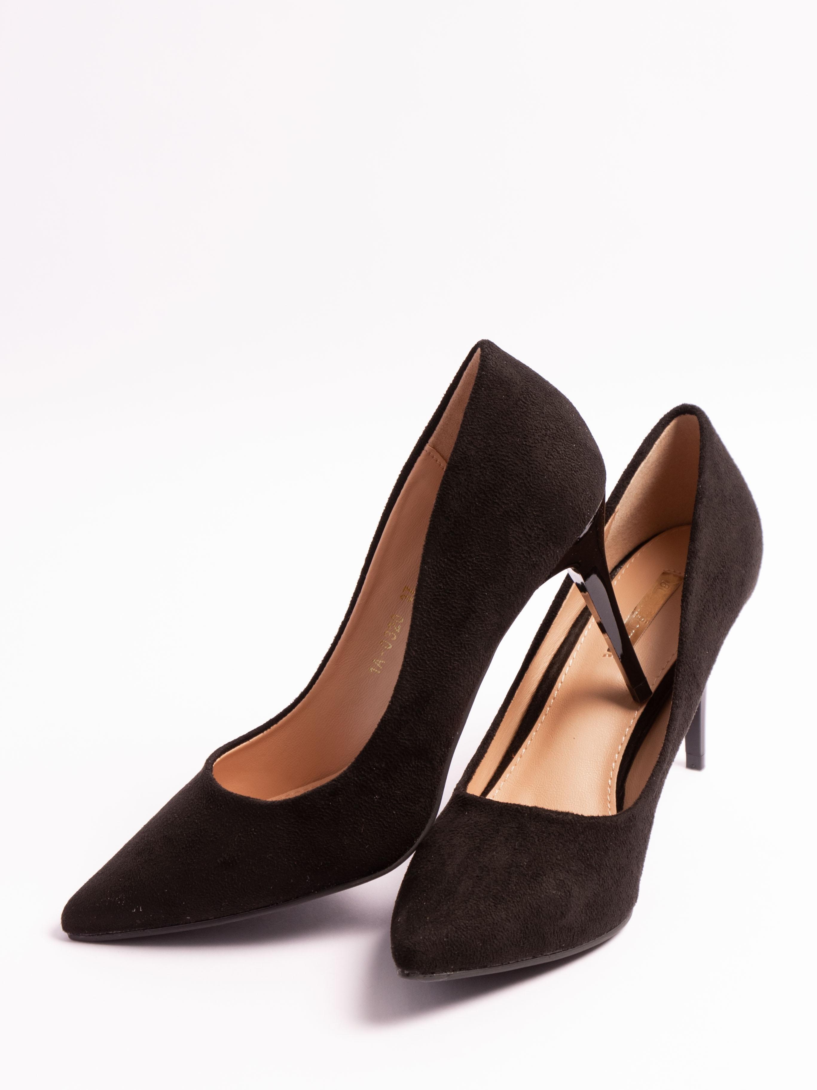 Zapato Lasia - Noir