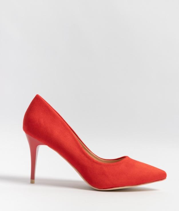Zapato Lasia - Vermelho
